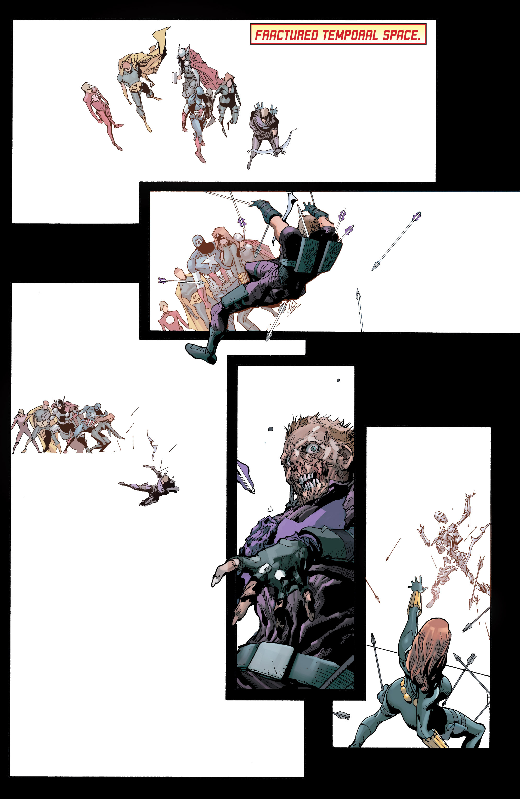 Read online Avengers (2013) comic -  Issue #Avengers (2013) _TPB 6 - 57