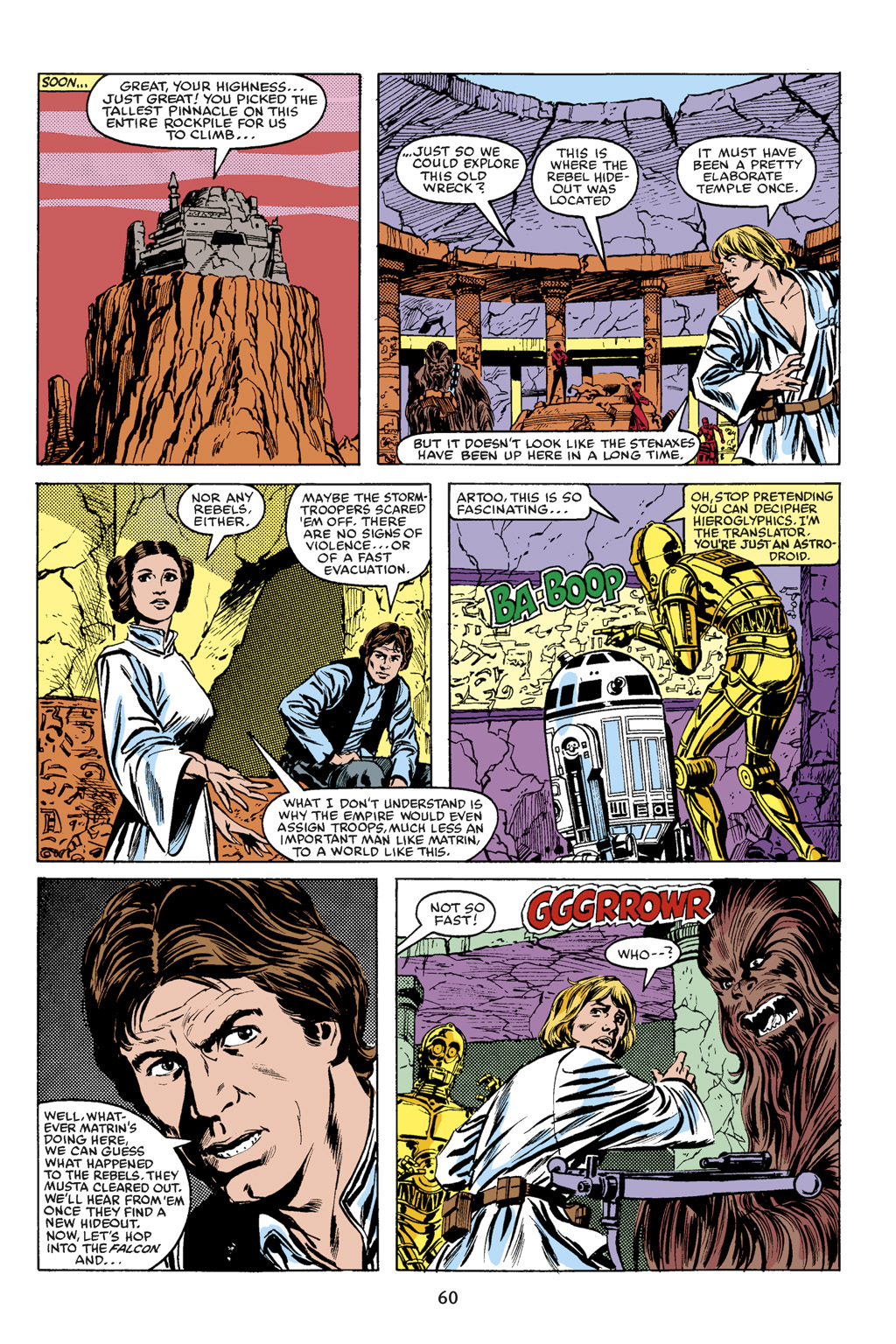 Read online Star Wars Omnibus comic -  Issue # Vol. 18 - 52