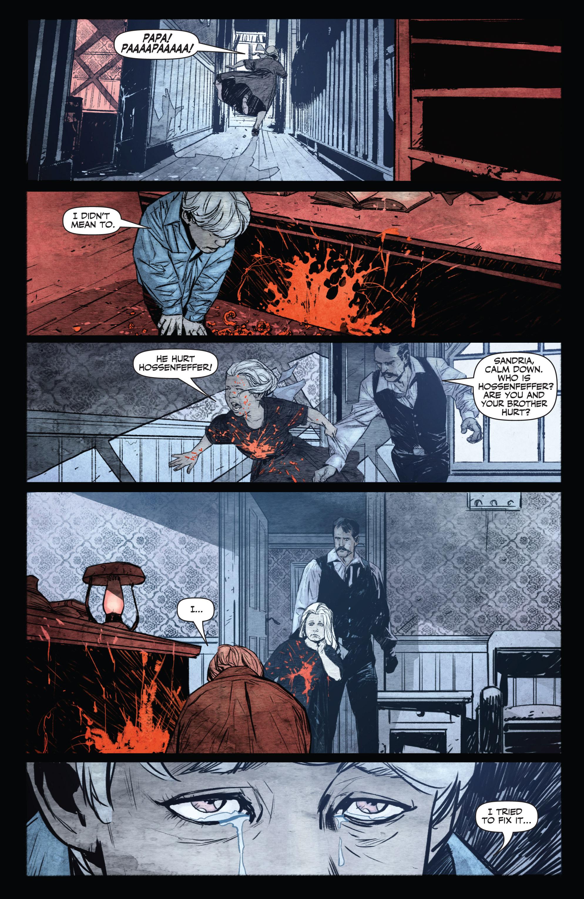 Read online Shadowman (2012) comic -  Issue #0 - 10