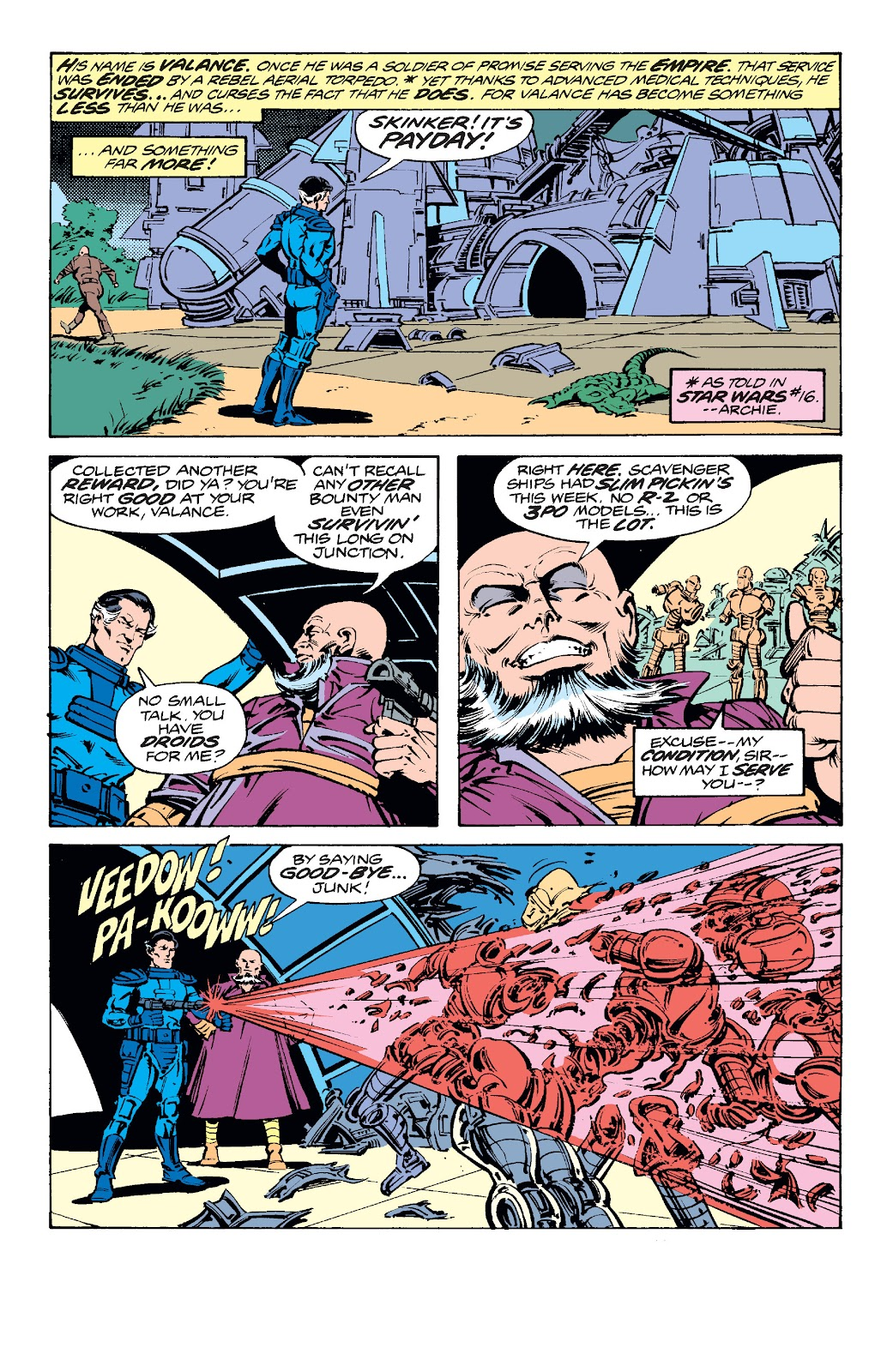 Read online Star Wars Legends: The Original Marvel Years - Epic Collection comic -  Issue # TPB 2 (Part 1) - 63