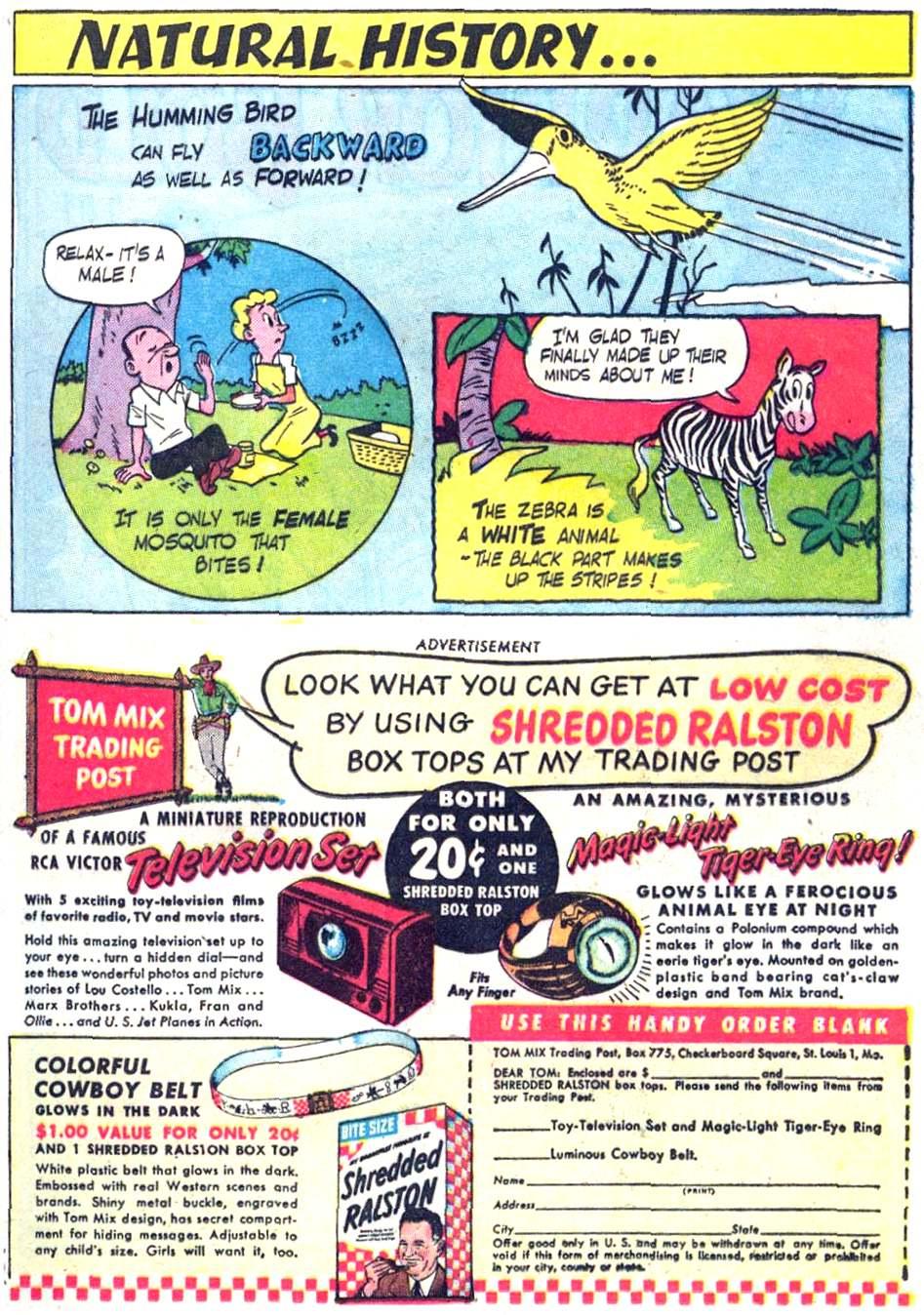 Read online Adventure Comics (1938) comic -  Issue #156 - 31