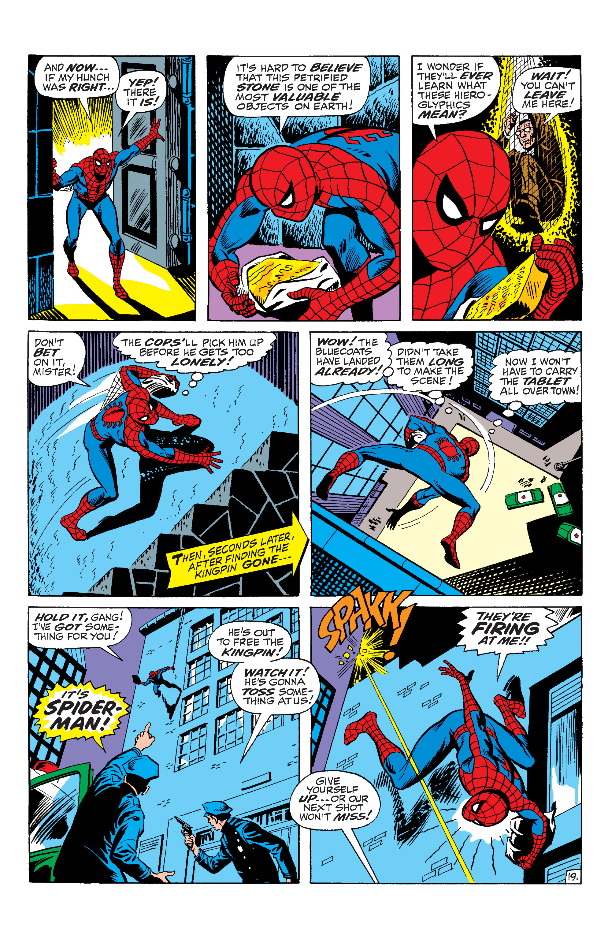 The Amazing Spider-Man (1963) 69 Page 19