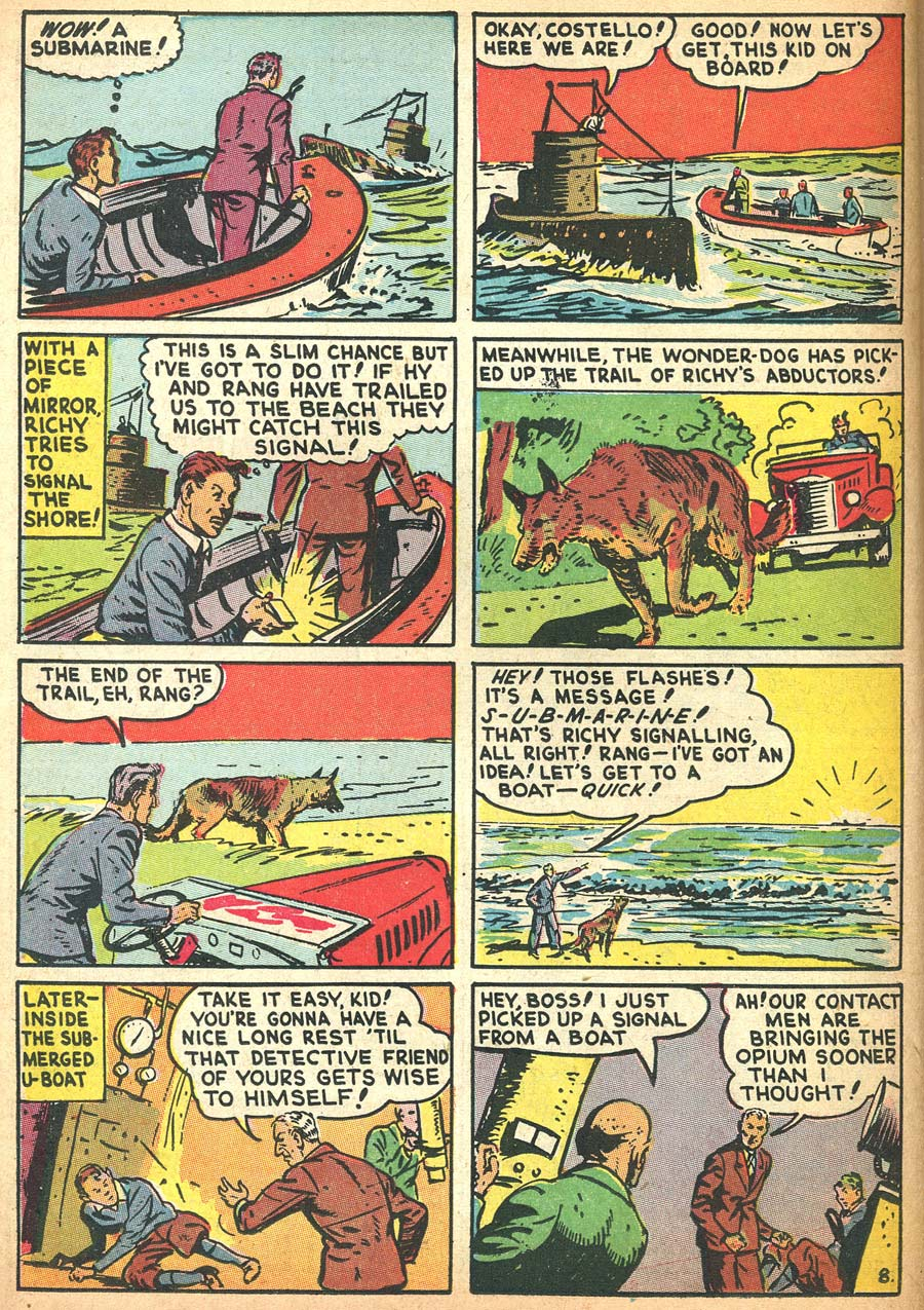 Blue Ribbon Comics (1939) issue 8 - Page 10