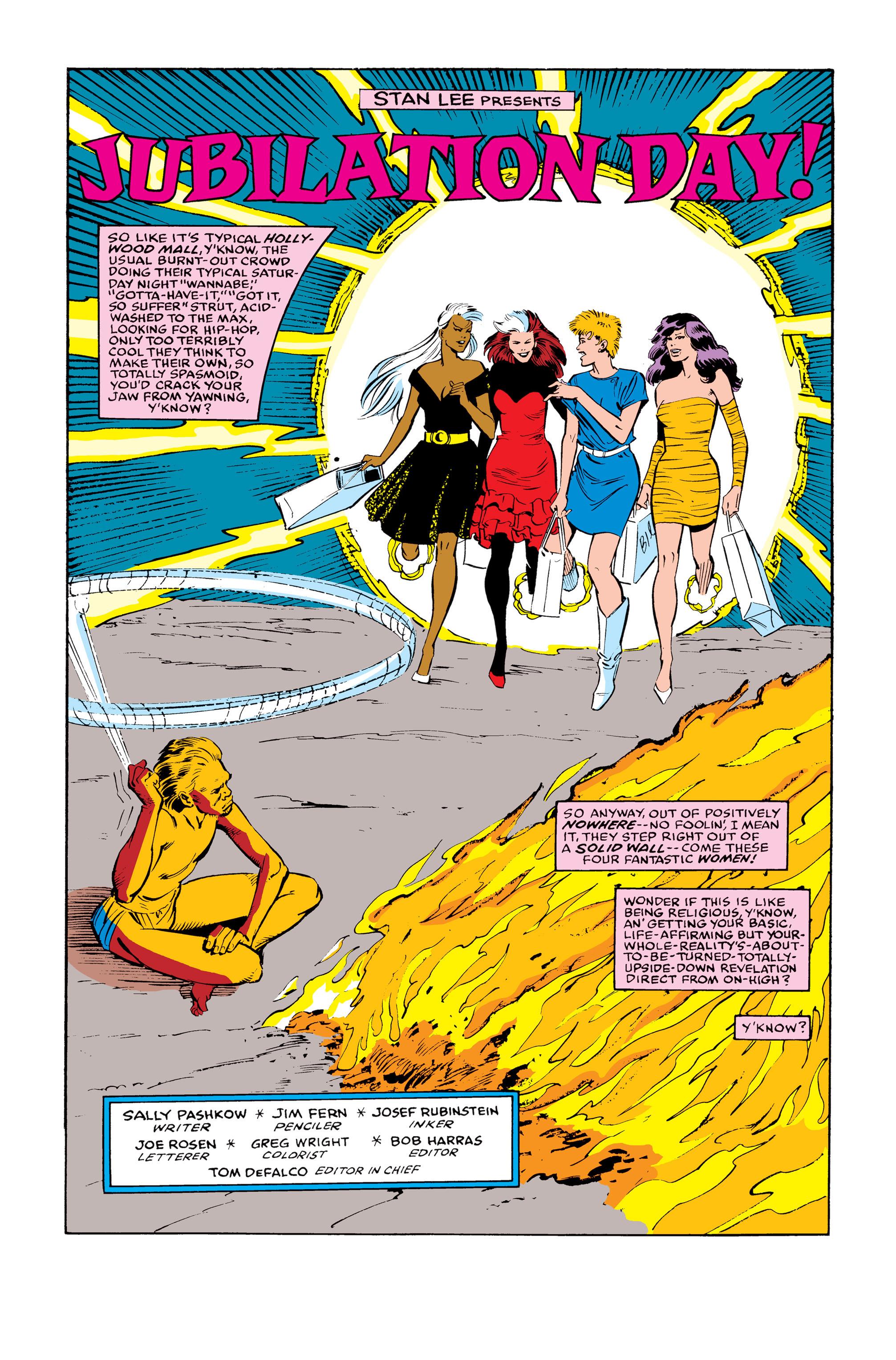 Read online Uncanny X-Men (1963) comic -  Issue # _Annual 13 - 38