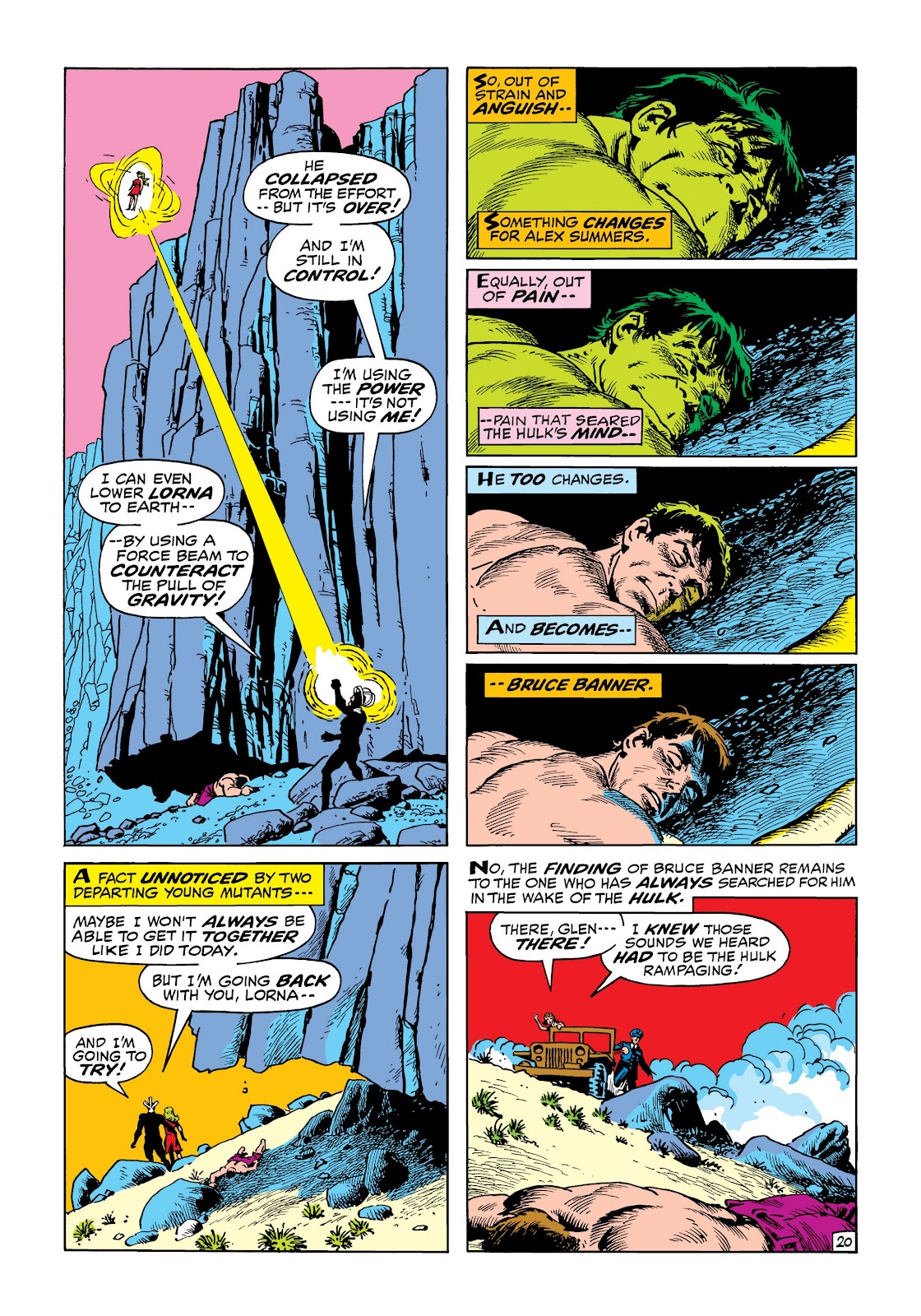 Read online Marvel Masterworks: The Incredible Hulk comic -  Issue # TPB 8 (Part 2) - 50