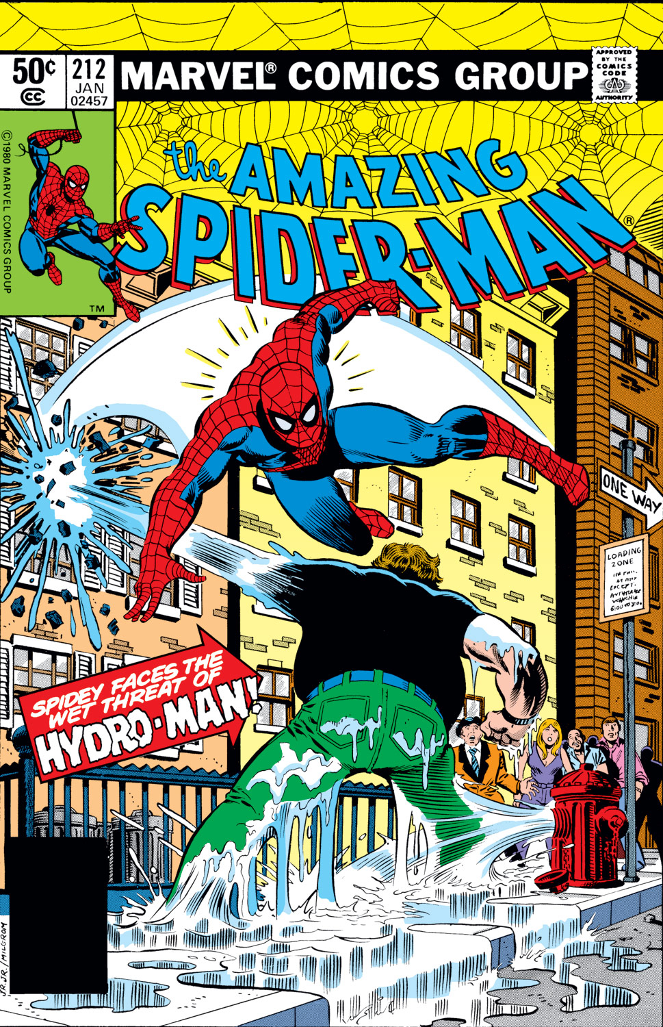 The Amazing Spider-Man (1963) 212 Page 1