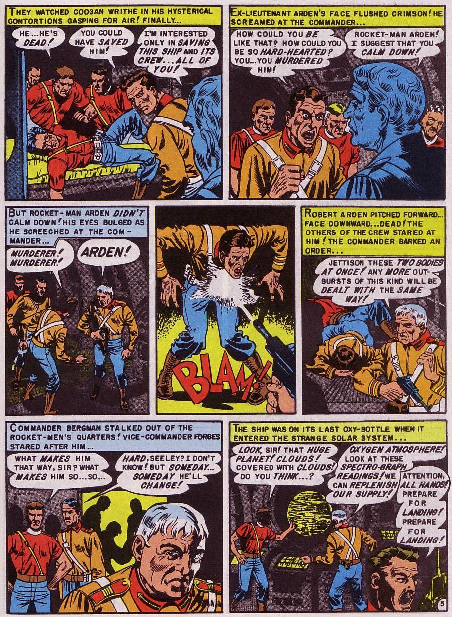 Read online Shock SuspenStories comic -  Issue #6 - 21