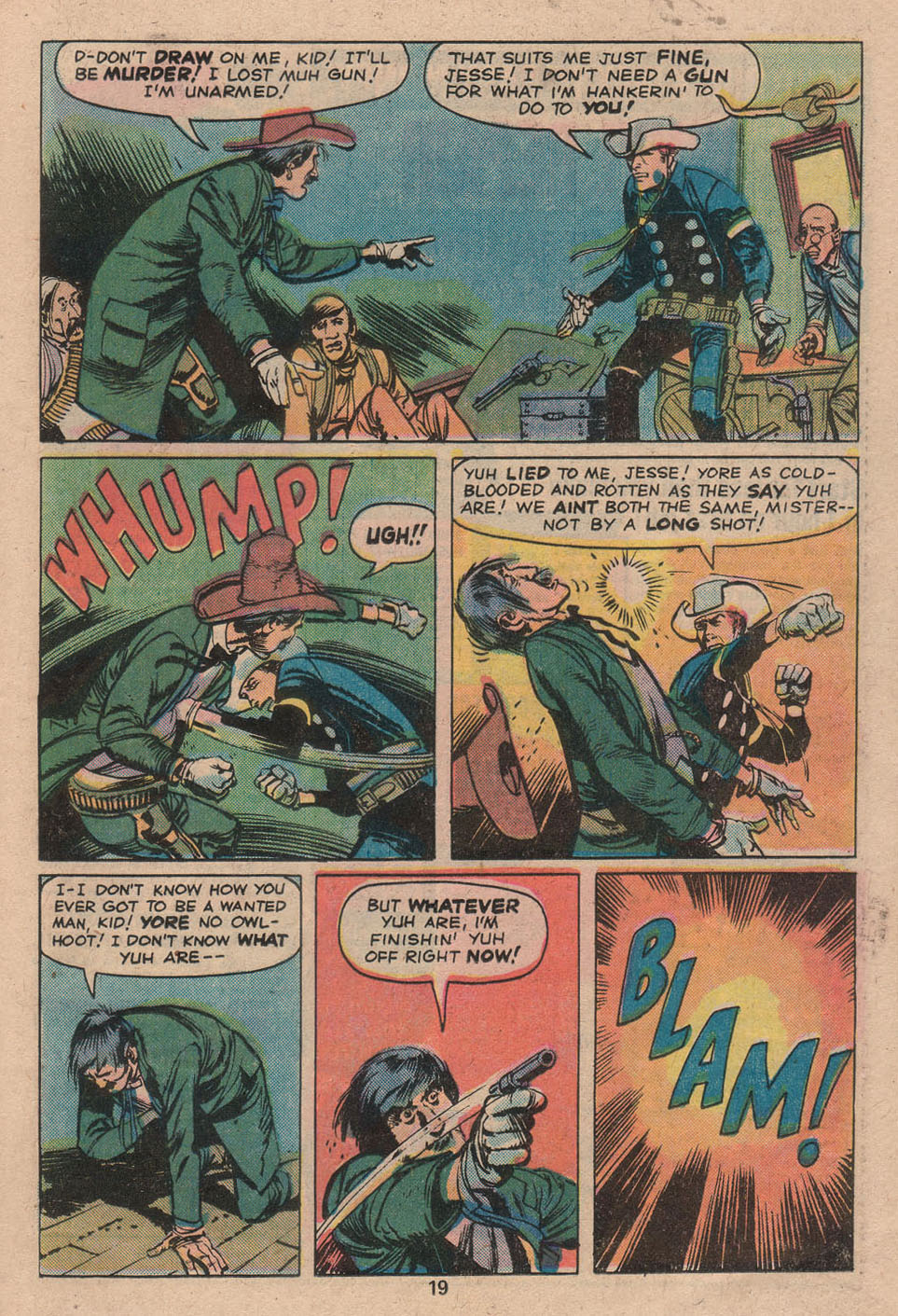 The Rawhide Kid (1955) issue 139 - Page 21
