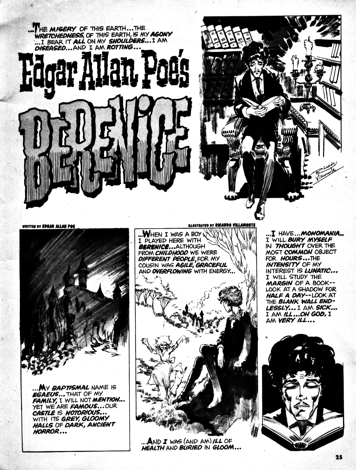 Scream (1973) issue 7 - Page 25
