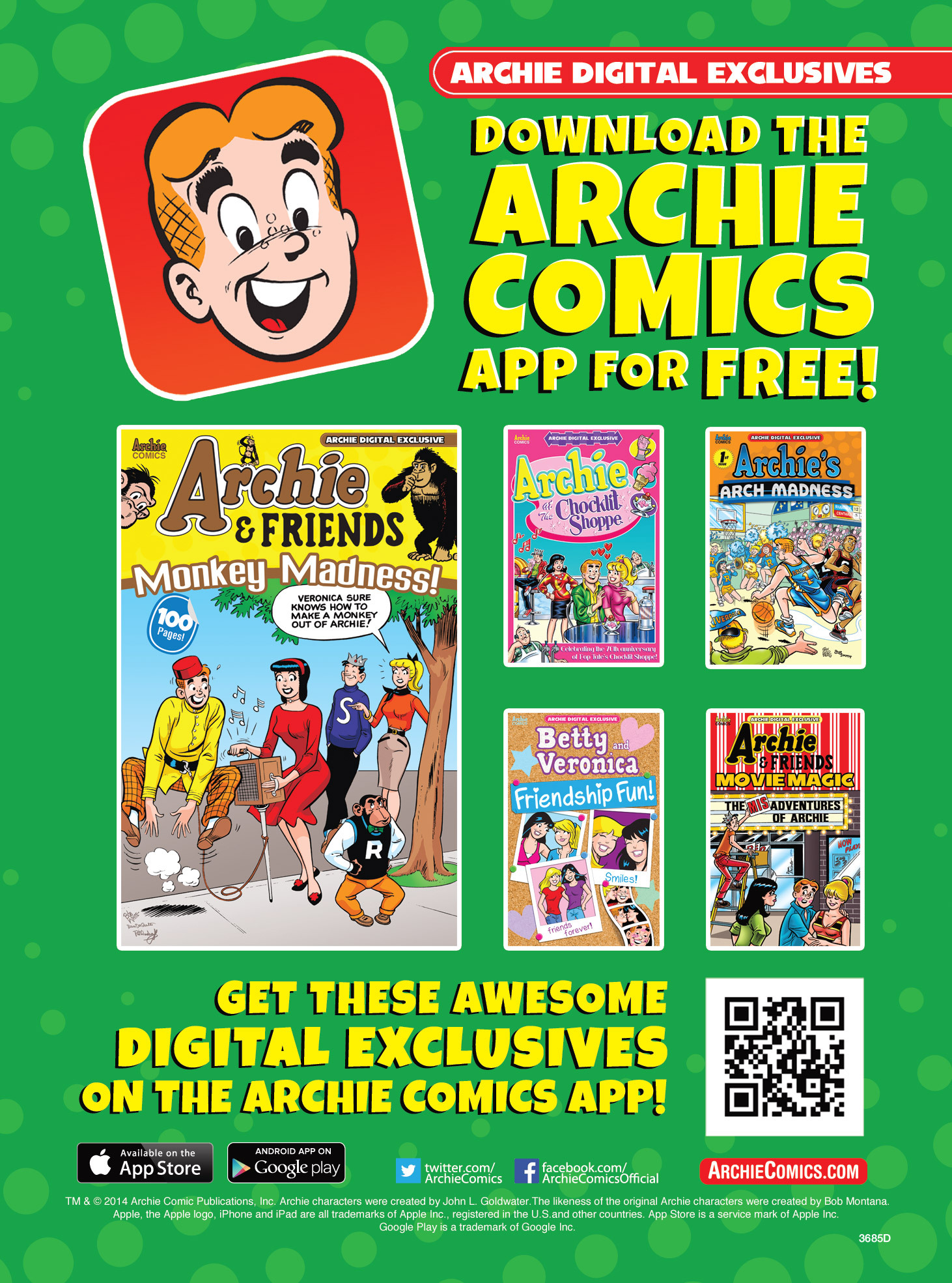 Read online Archie's Funhouse Double Digest comic -  Issue #3 - 129