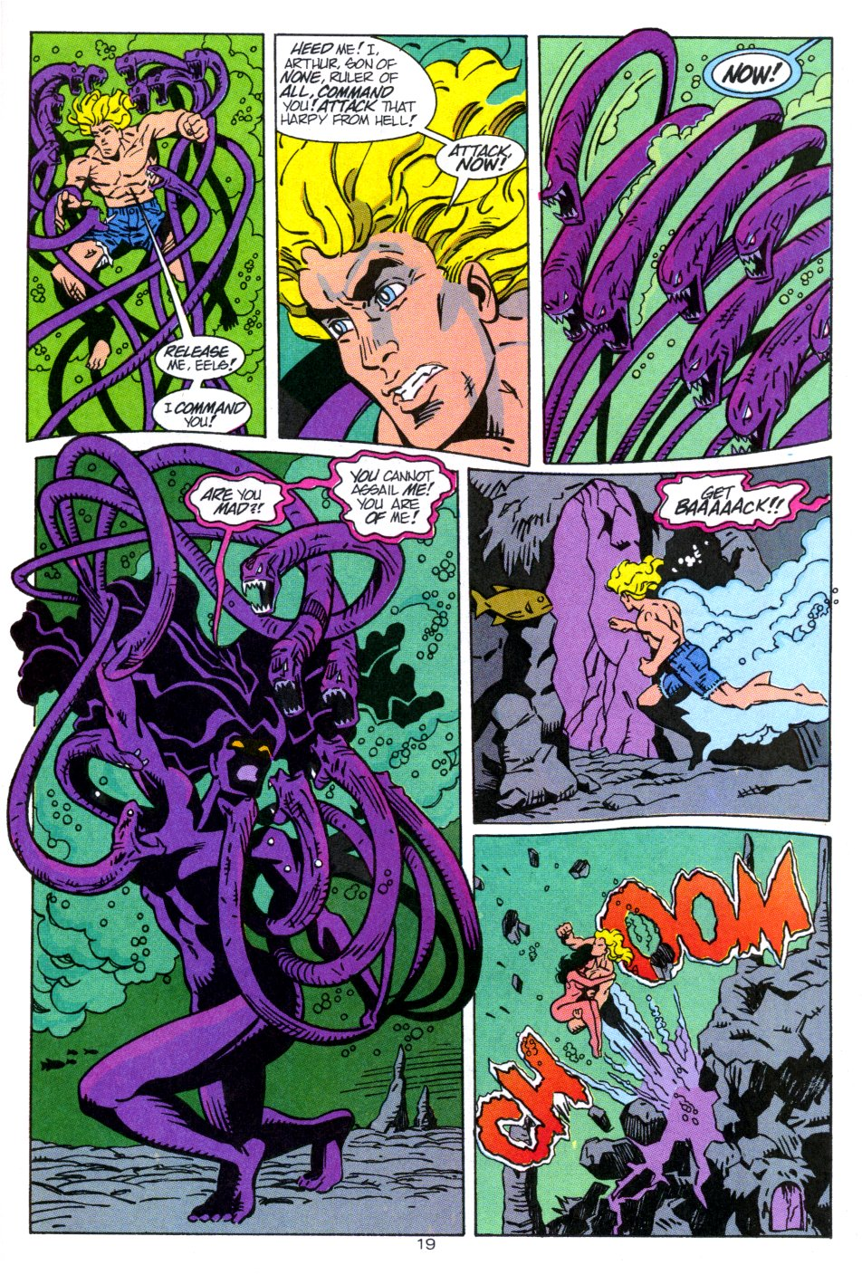 Read online Aquaman: Time and Tide comic -  Issue #3 - 20