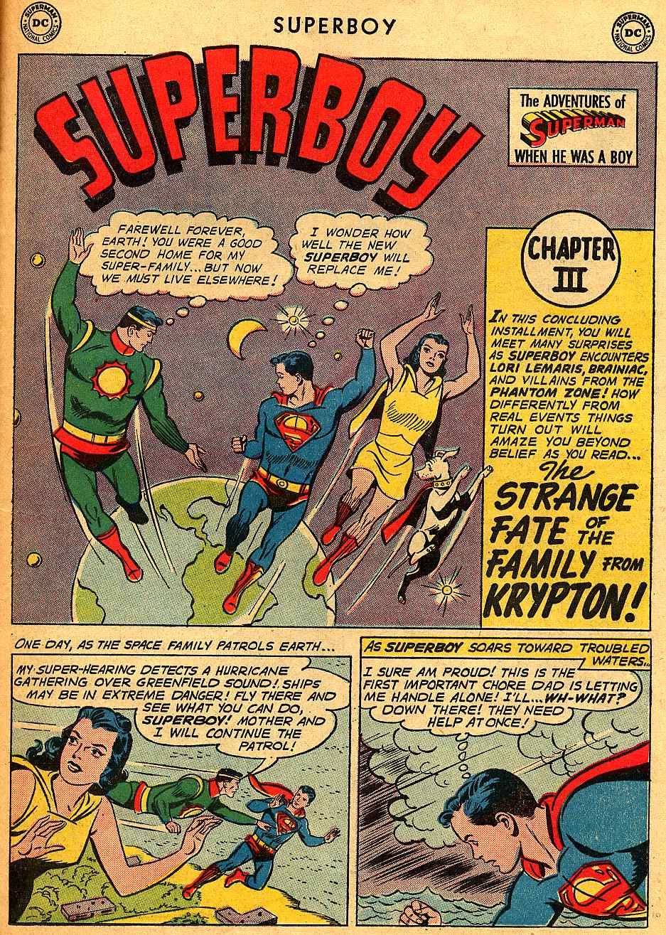 Superboy (1949) issue 95 - Page 20