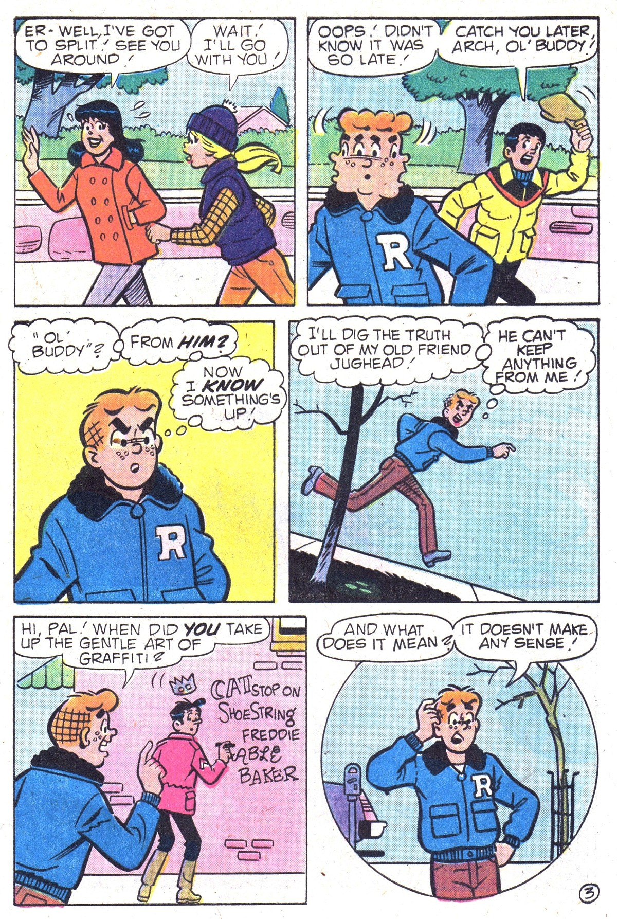 Read online Archie (1960) comic -  Issue #300 - 5