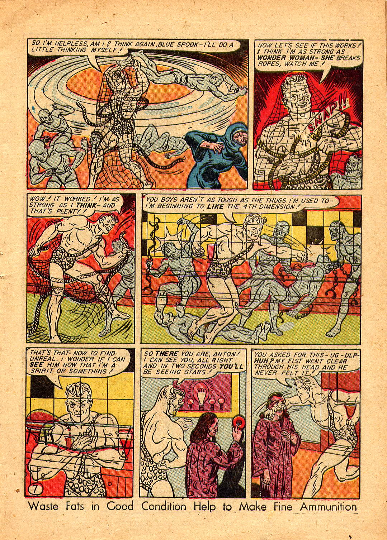 Read online Sensation (Mystery) Comics comic -  Issue #30 - 9