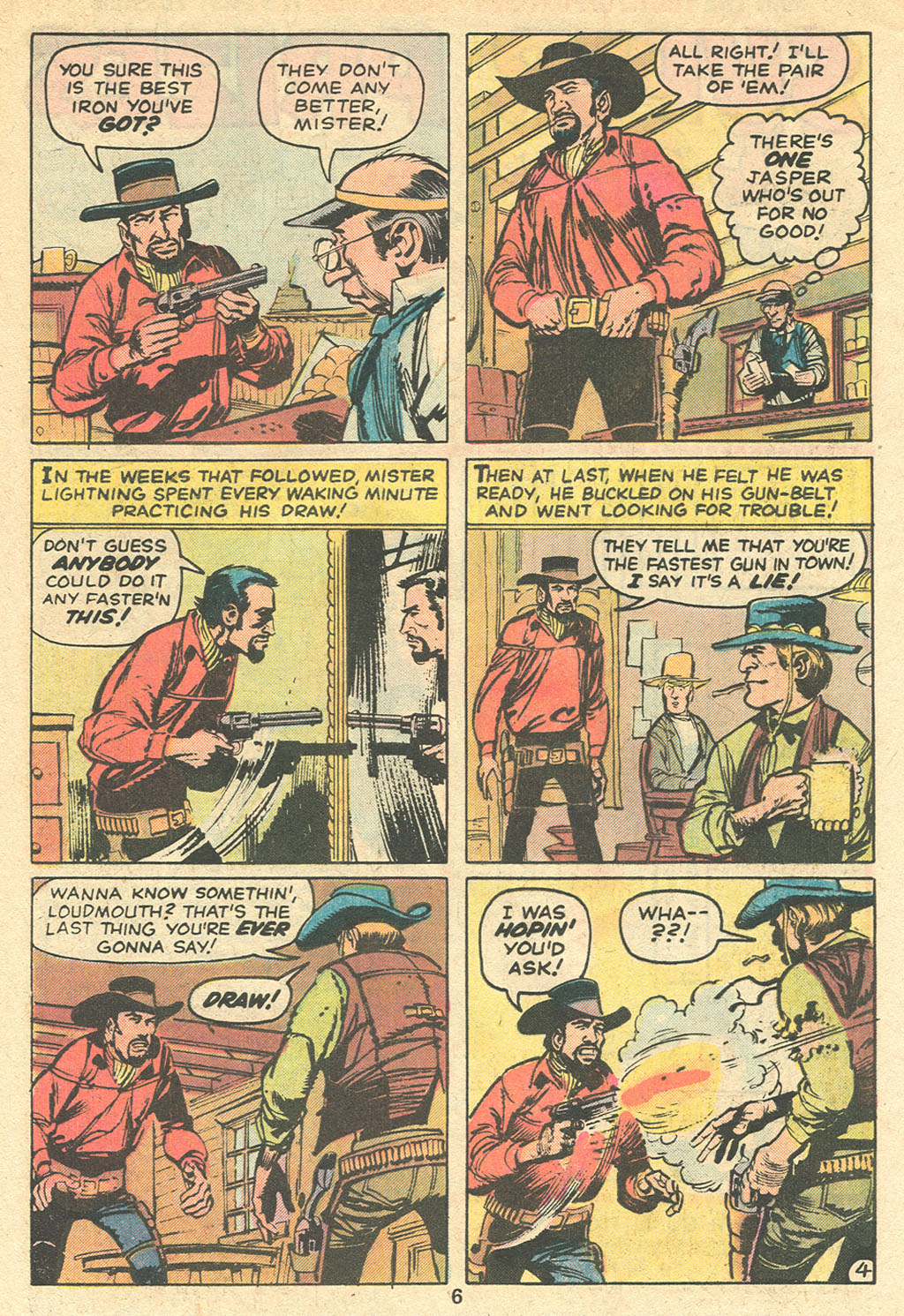 The Rawhide Kid (1955) issue 141 - Page 8