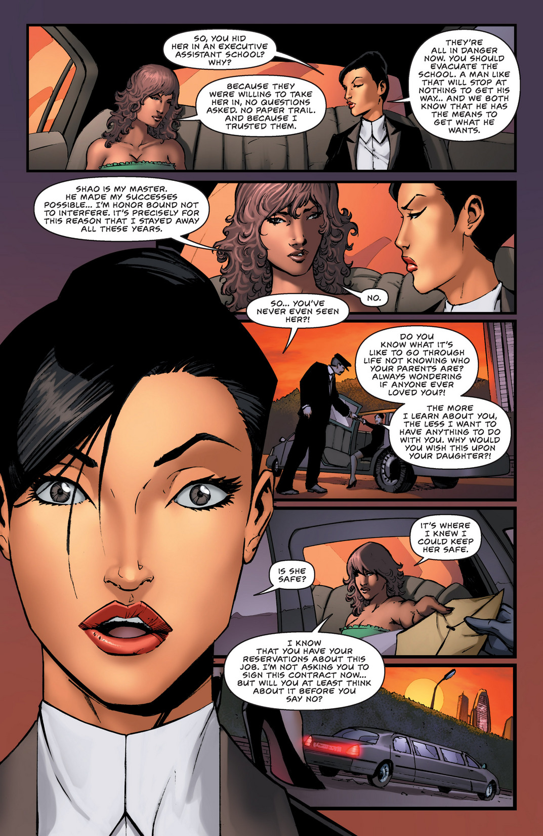 Read online All New Executive Assistant: Iris comic -  Issue #2 - 10