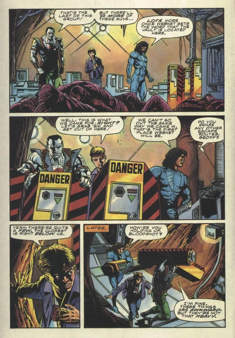 Read online Secret Weapons comic -  Issue #10 - 5