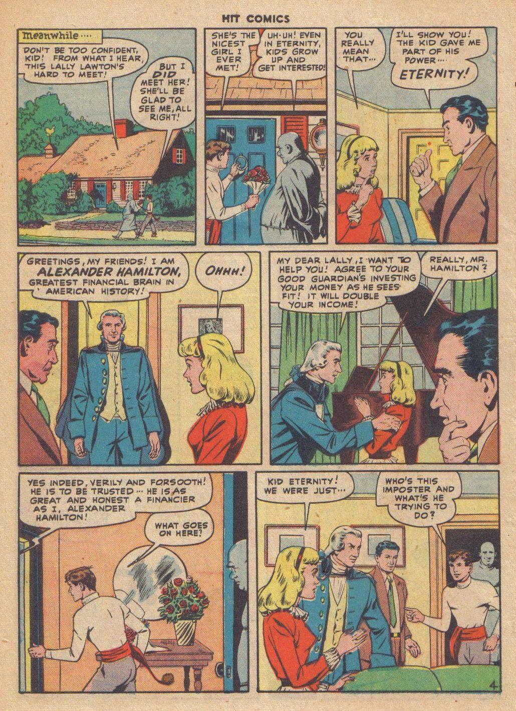 Read online Hit Comics comic -  Issue #46 - 6