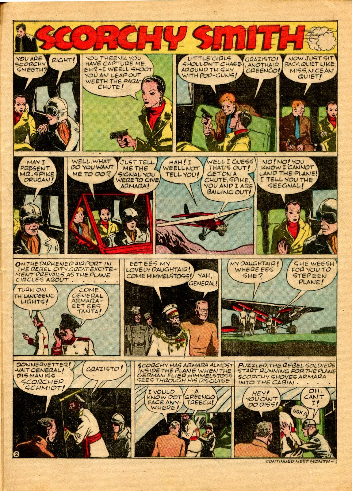 Read online Famous Funnies comic -  Issue #49 - 47