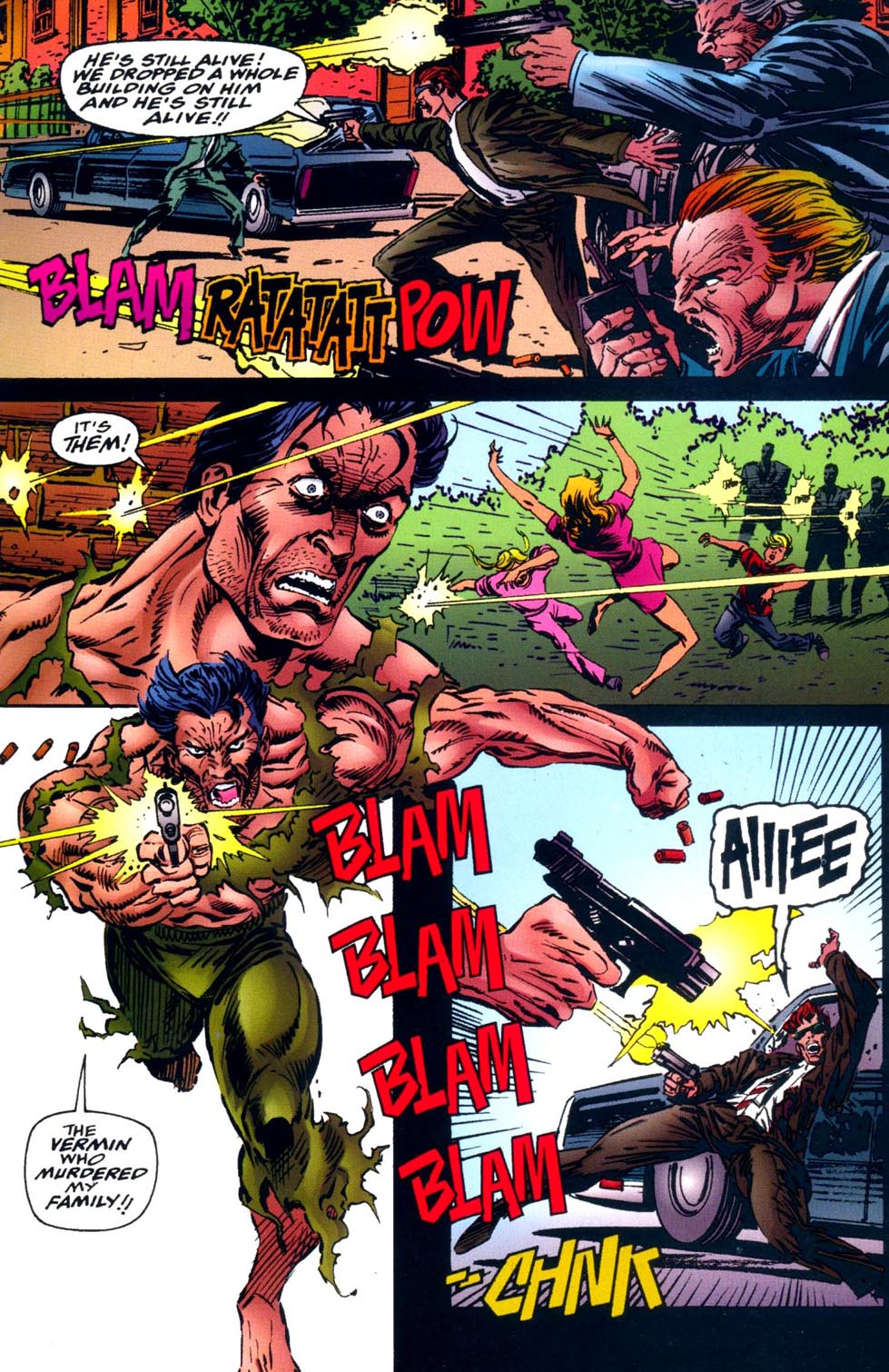 Read online Double Edge comic -  Issue # Issue Alpha - 31