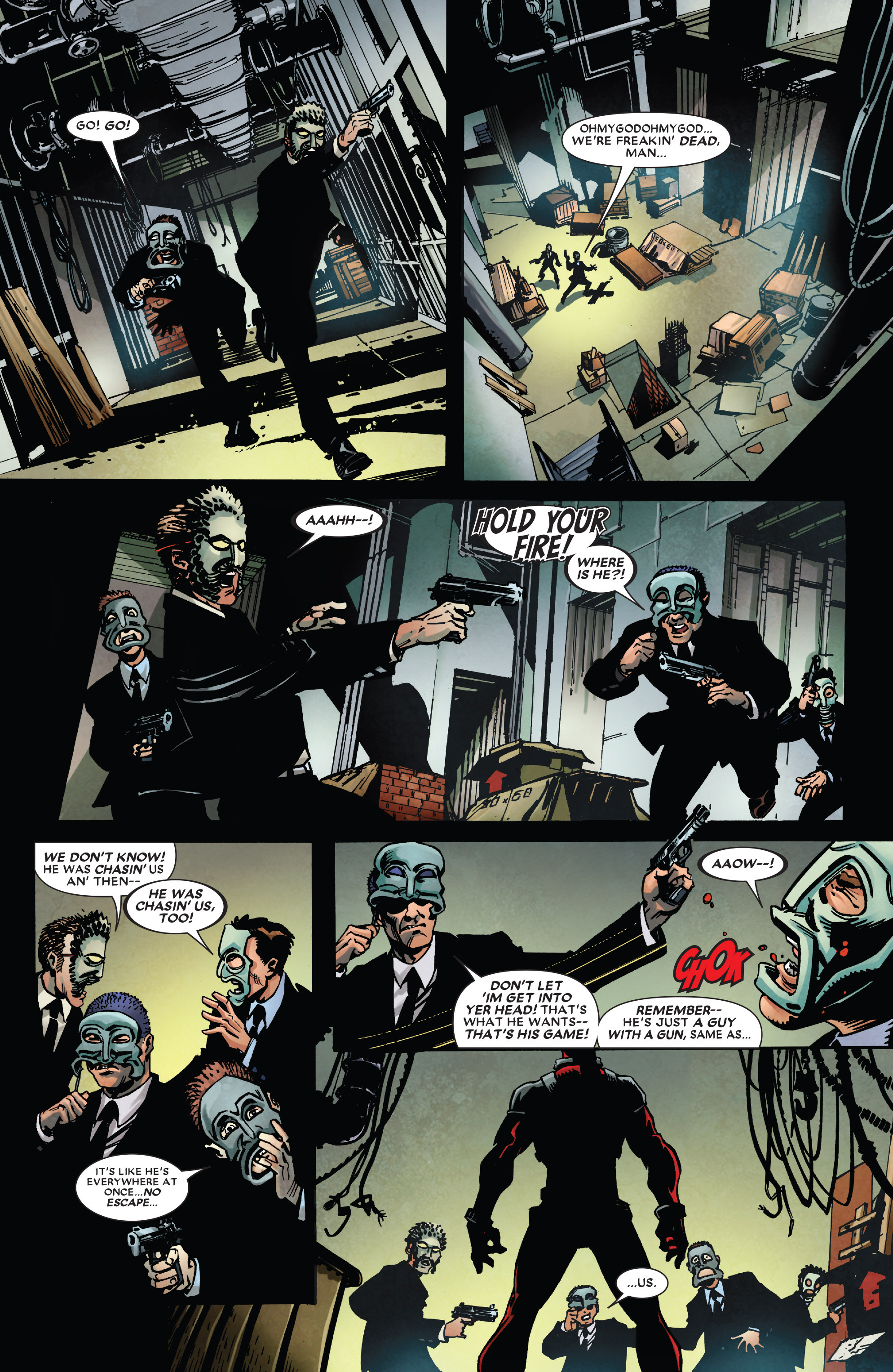 Read online True Believers: Deadpool the Musical comic -  Issue # Full - 3