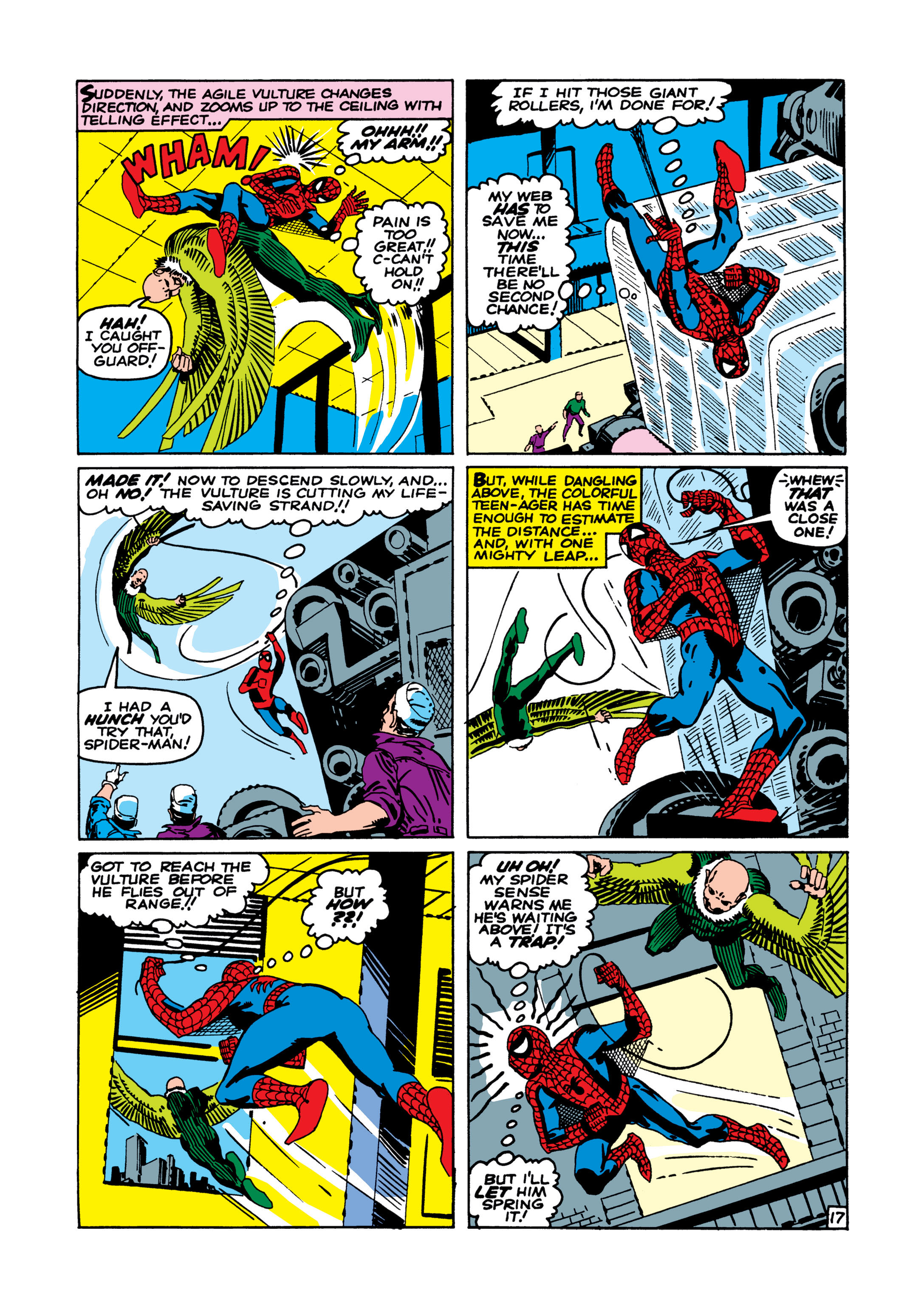 The Amazing Spider-Man (1963) 7 Page 17