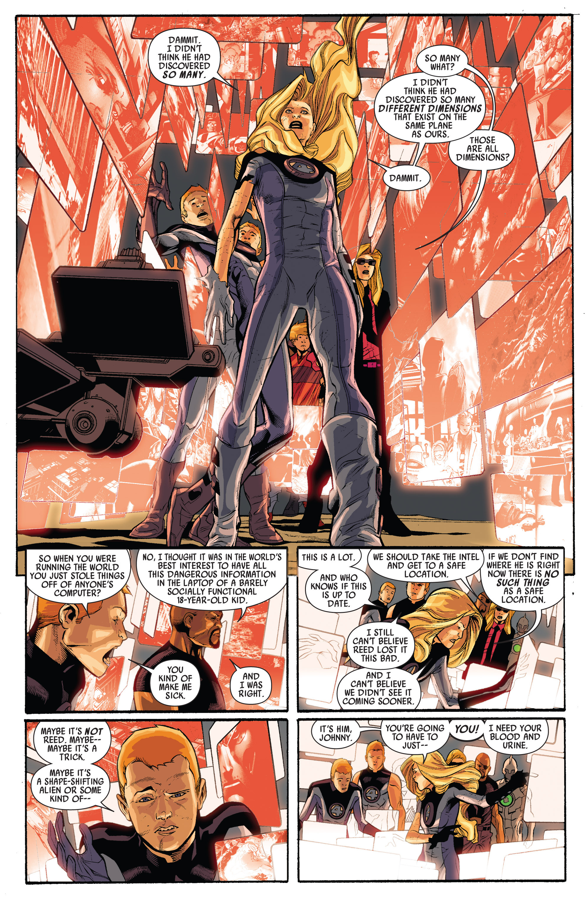 Read online Ultimate Comics Doomsday comic -  Issue # Full - 201
