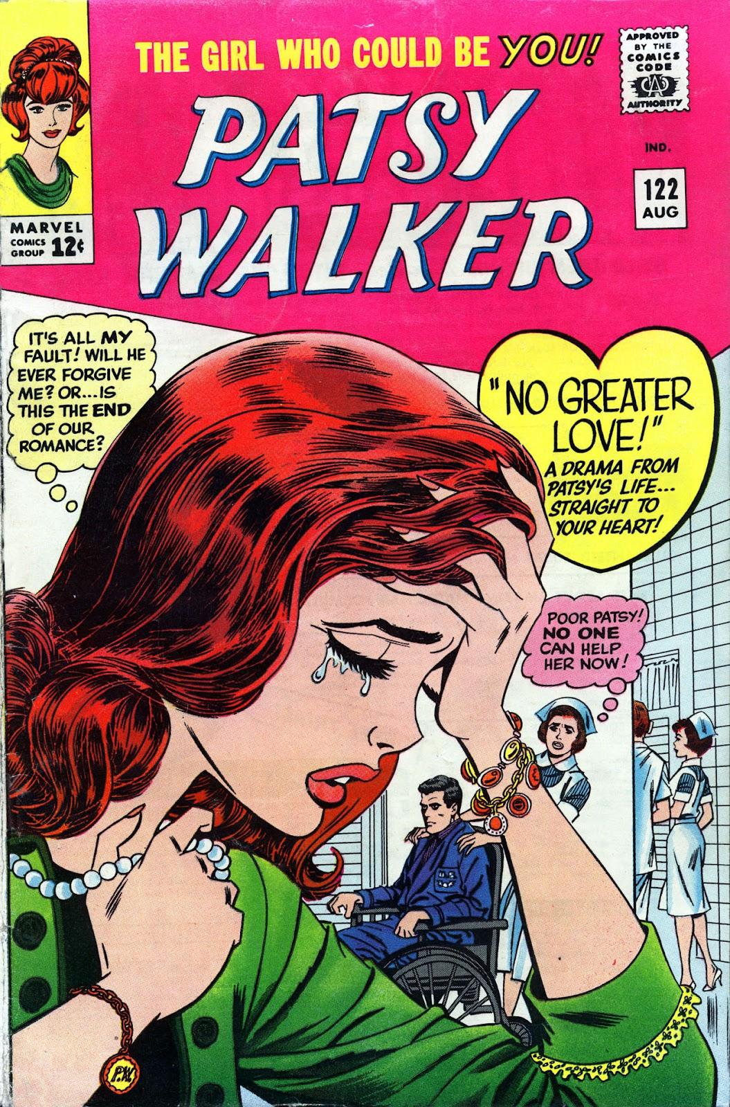 Patsy Walker 122 Page 1