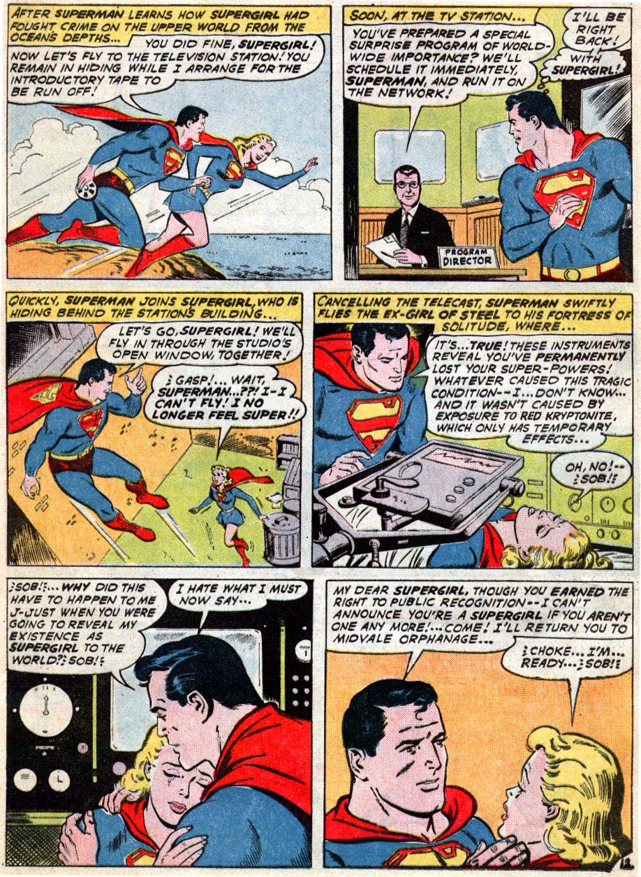 Read online Action Comics (1938) comic -  Issue #278 - 32