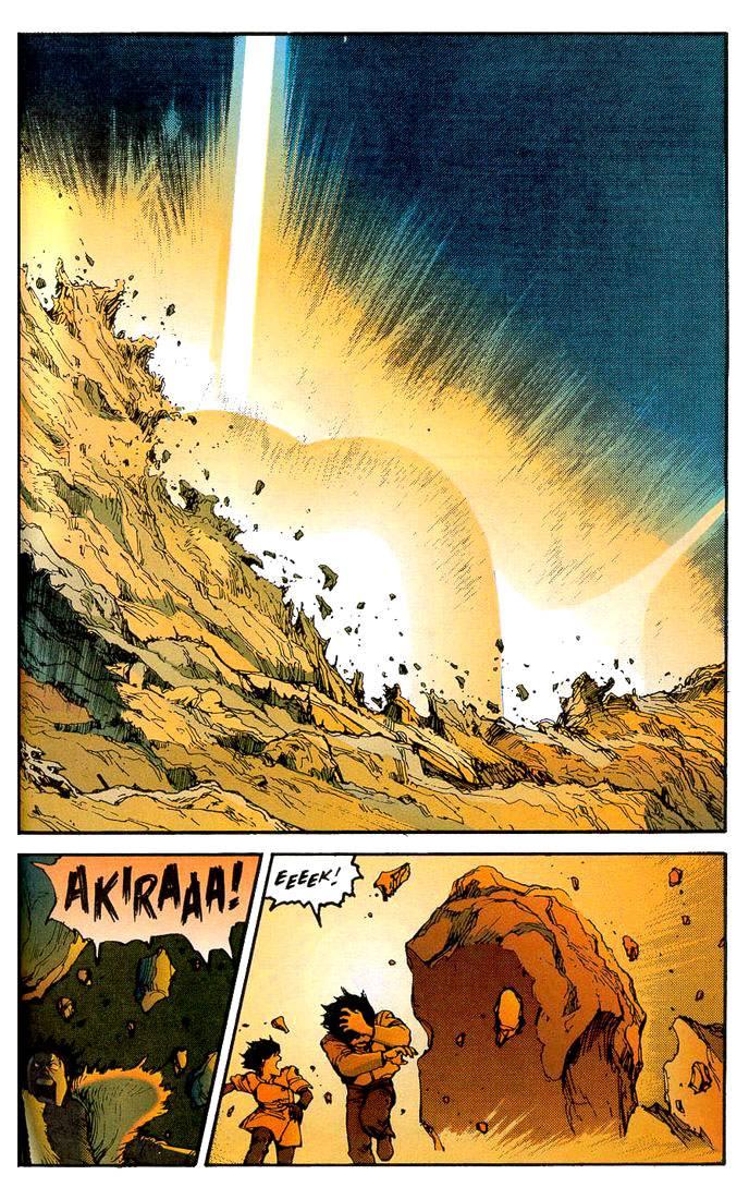 Read online Akira comic -  Issue #11 - 69