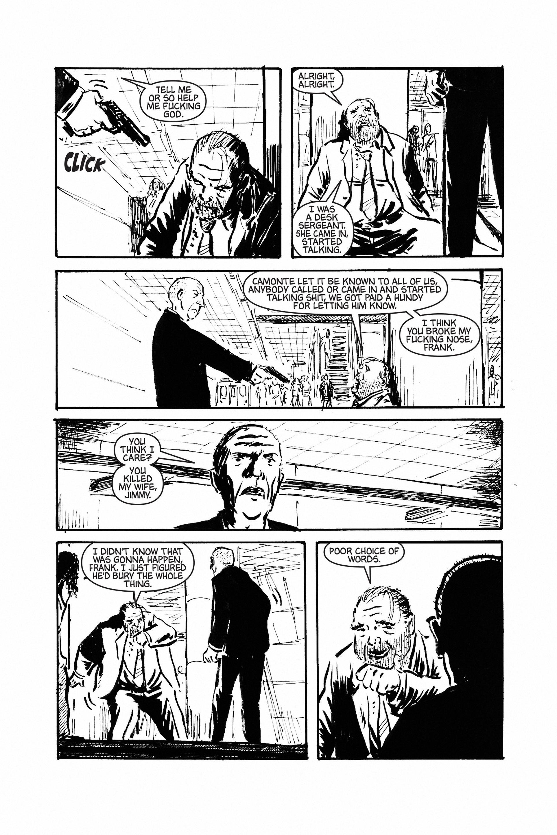 Read online Tumor comic -  Issue # TPB - 144