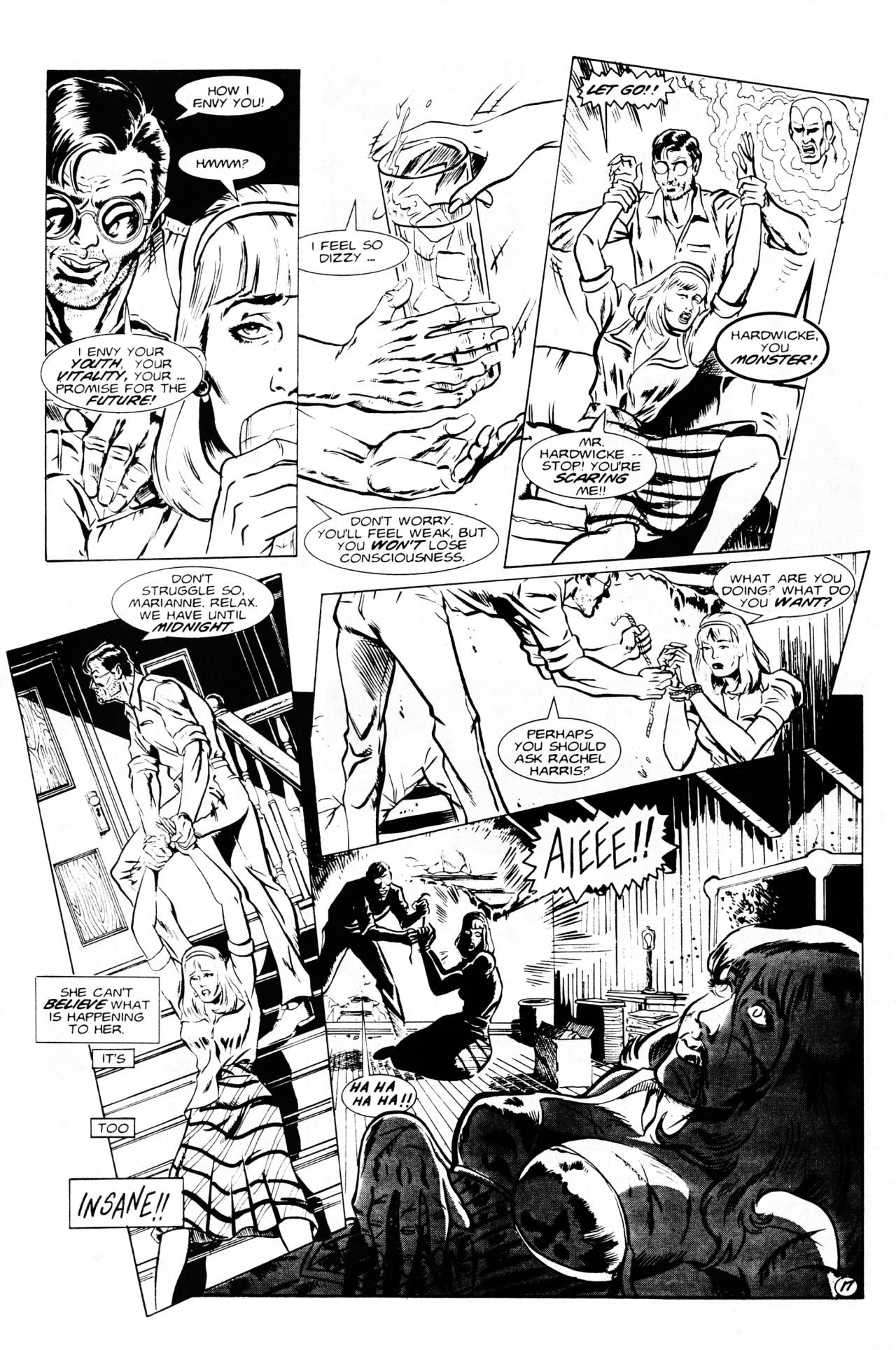 Read online Dr. Weird (1994) comic -  Issue #1 - 19