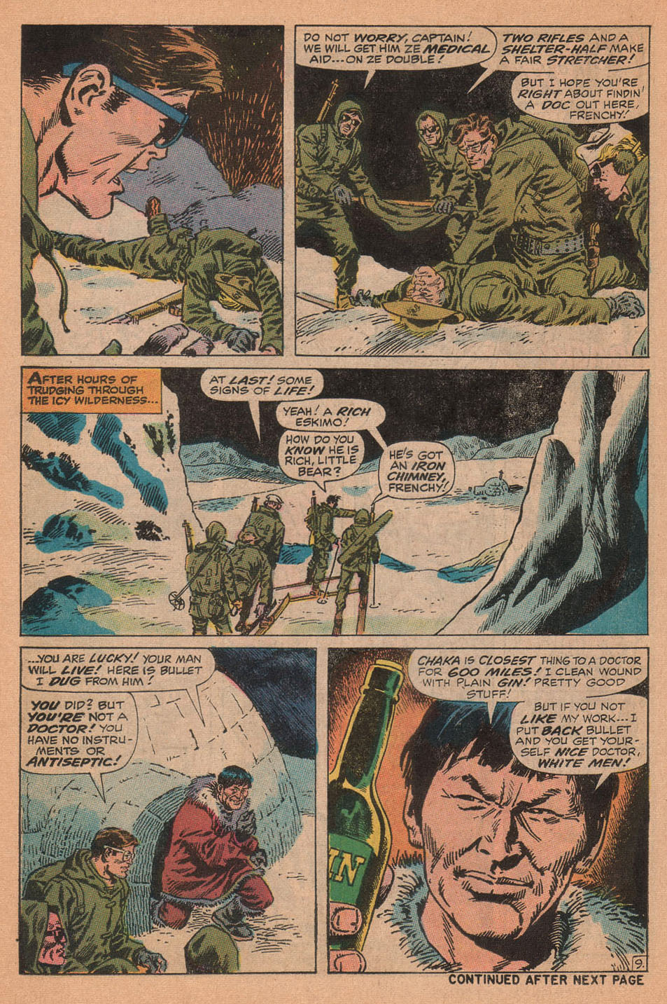 Captain Savage and his Leatherneck Raiders issue 16 - Page 14