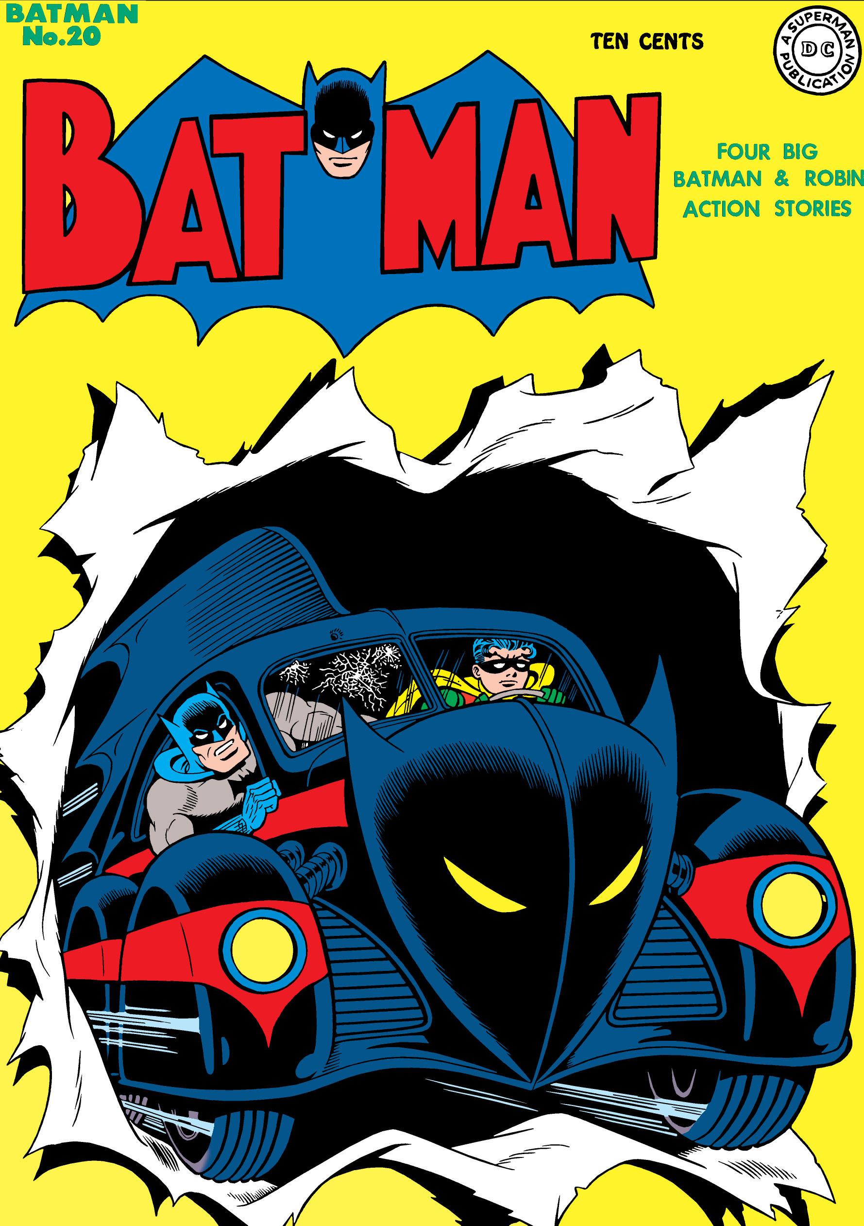 Batman (1940) 20 Page 1
