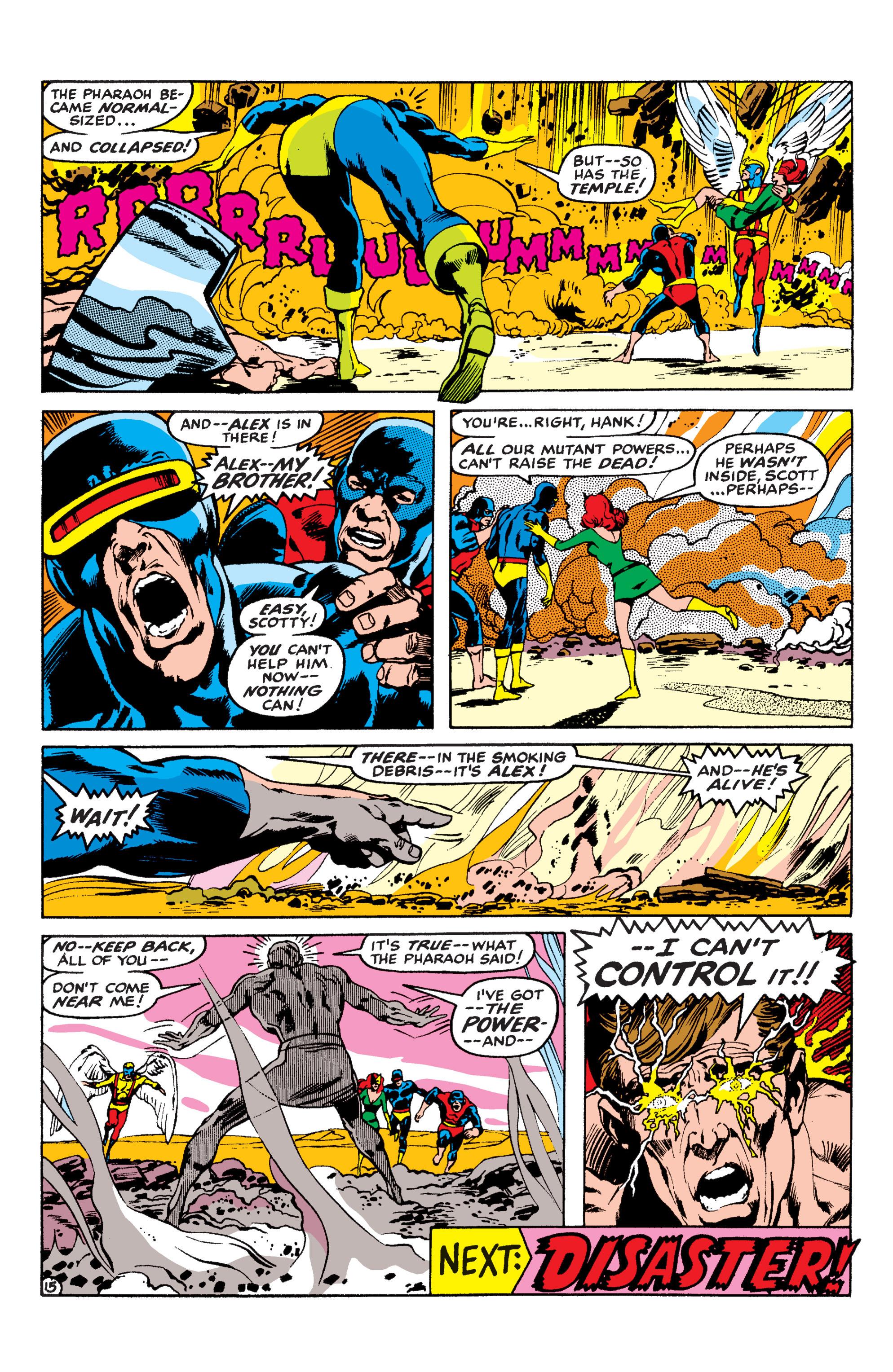 Uncanny X-Men (1963) 56 Page 15