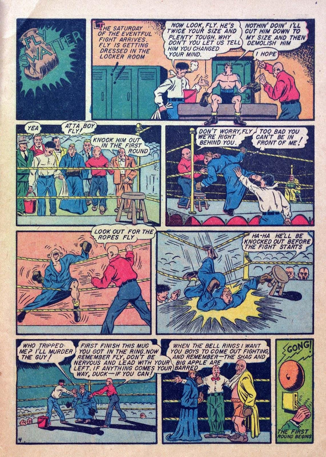 Read online Joker Comics comic -  Issue #1 - 57