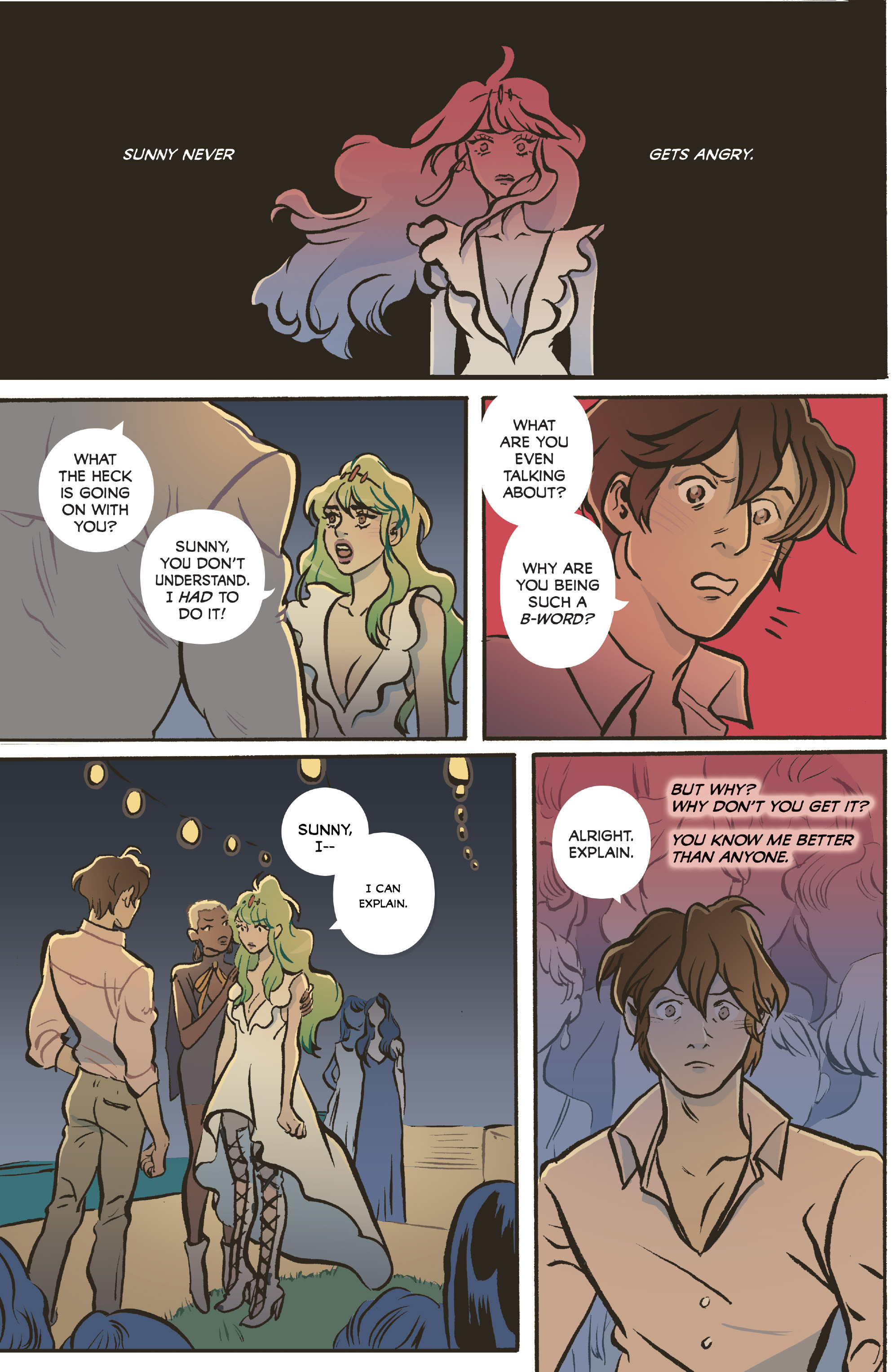 Read online Snotgirl comic -  Issue #3 - 20