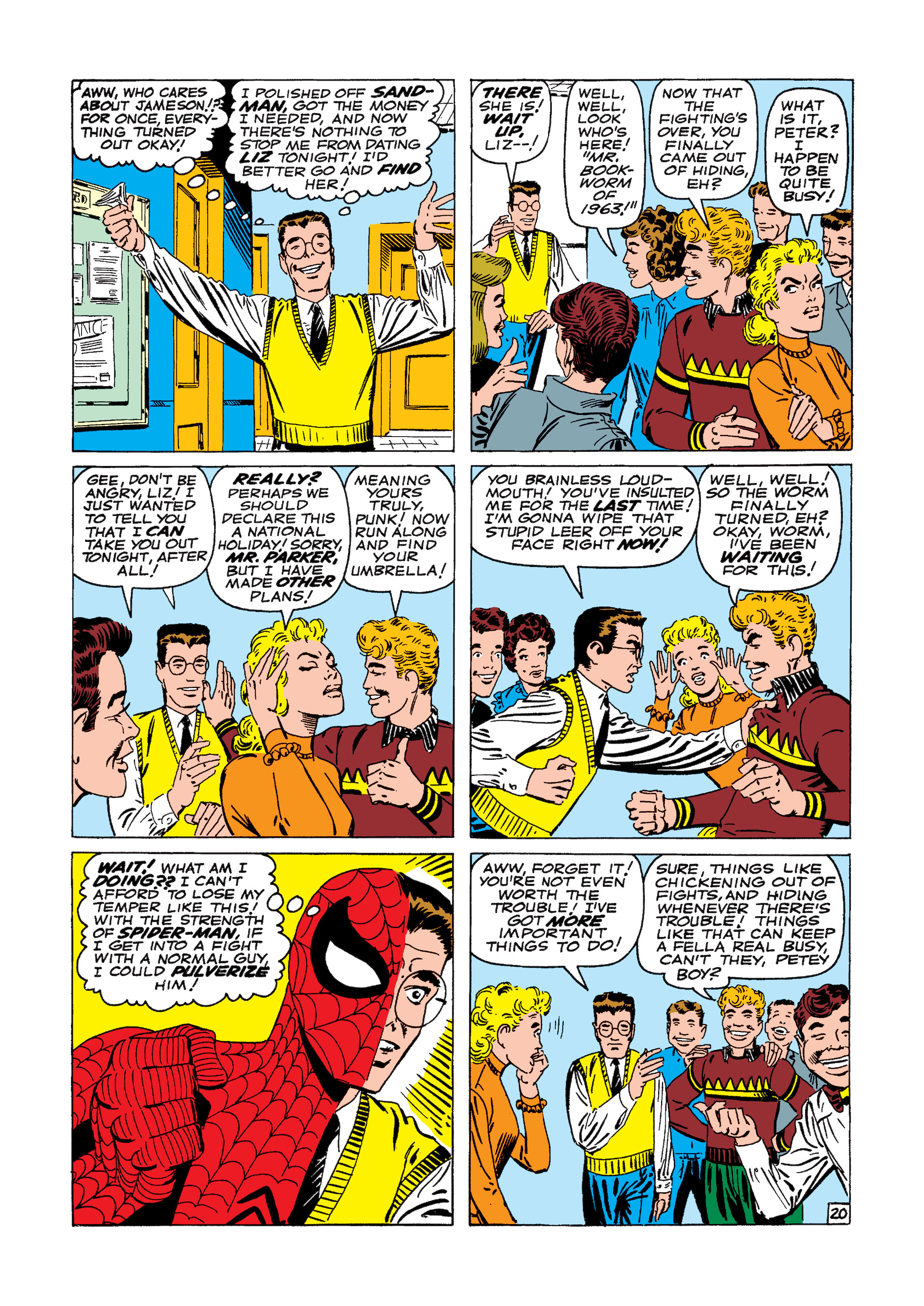 The Amazing Spider-Man (1963) 4 Page 20
