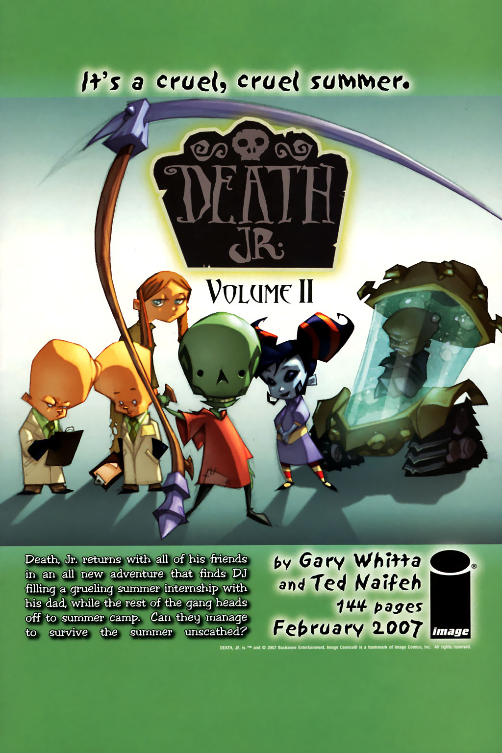 Read online Ant comic -  Issue #10 - 32