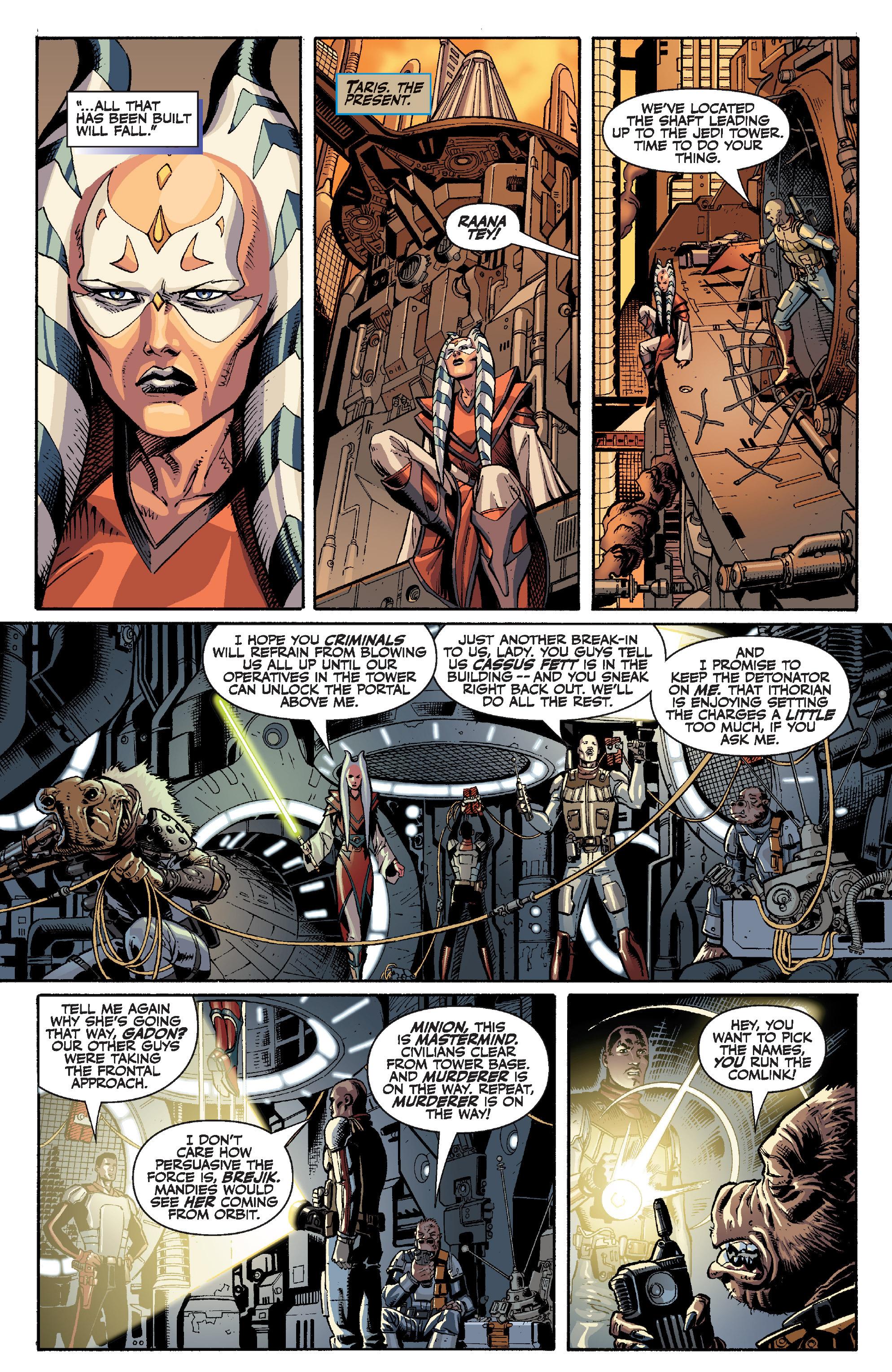 Read online Star Wars Omnibus comic -  Issue # Vol. 32 - 123