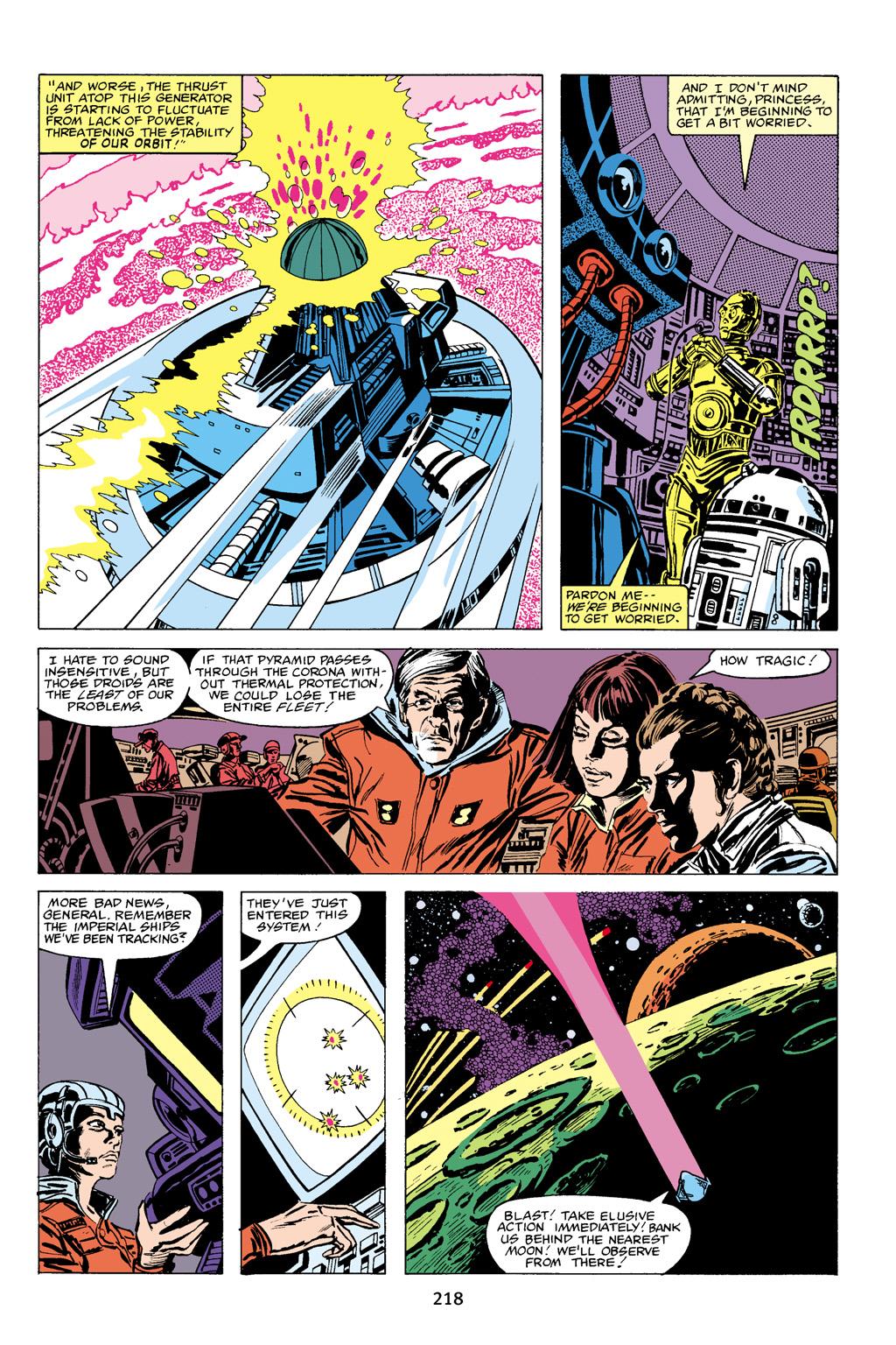 Read online Star Wars Omnibus comic -  Issue # Vol. 16 - 215
