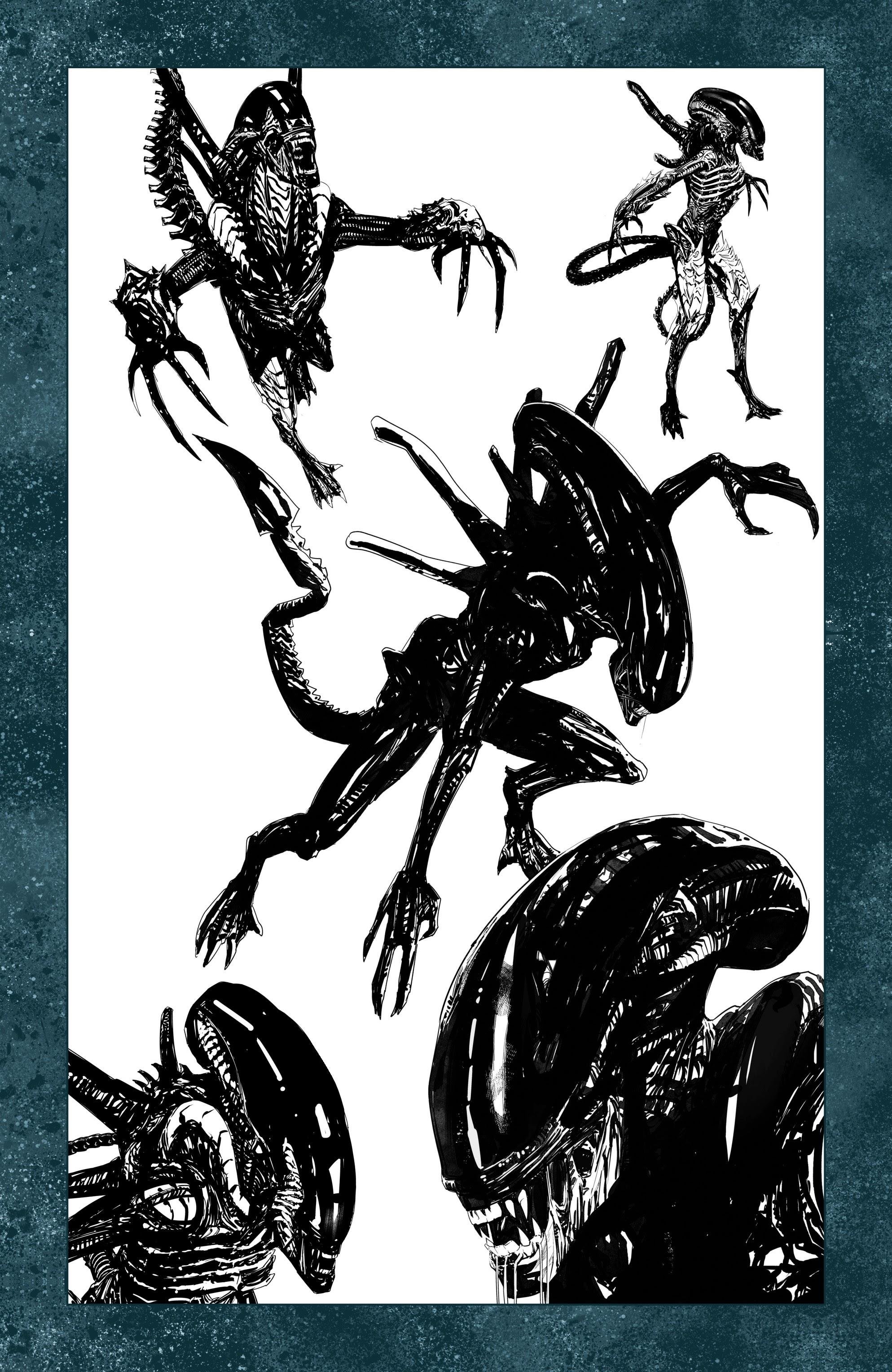 Read online Aliens: Resistance comic -  Issue # _TPB - 94