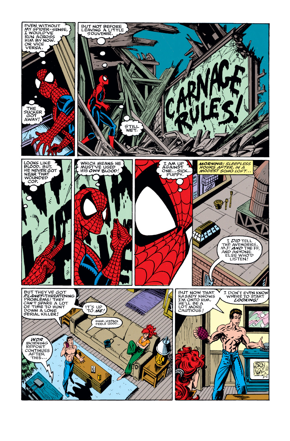 The Amazing Spider-Man (1963) 361 Page 21