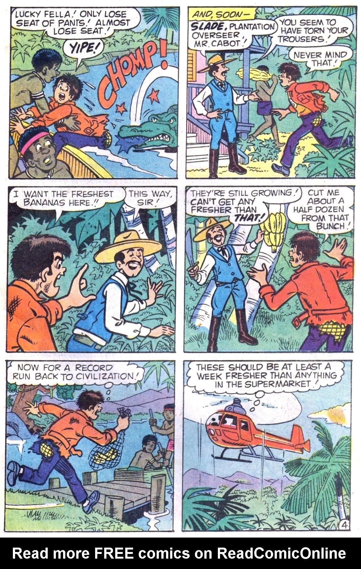 Read online She's Josie comic -  Issue #103 - 23
