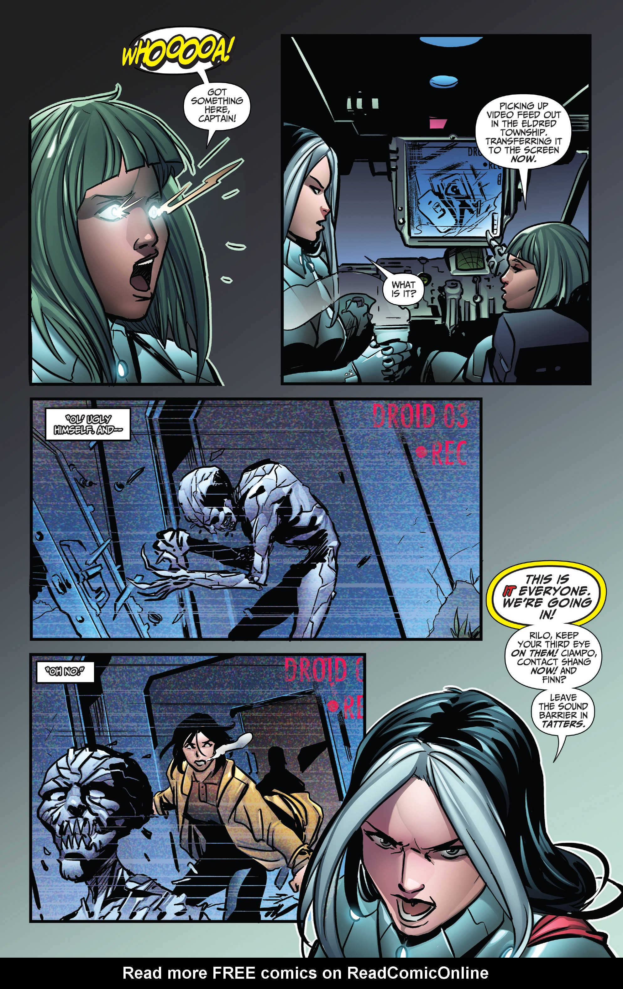 Read online Grimm Fairy Tales: Arcane Acre comic -  Issue # TPB 4 - 55