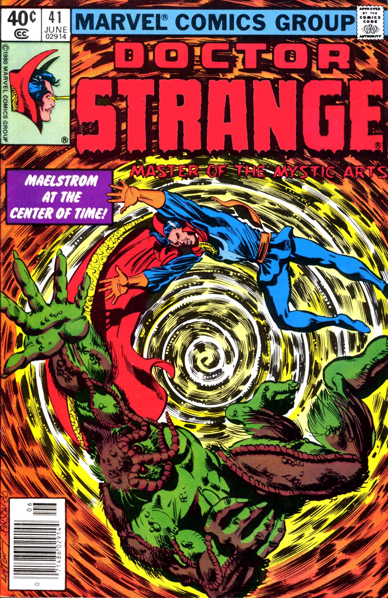 Doctor Strange (1974) 41 Page 1