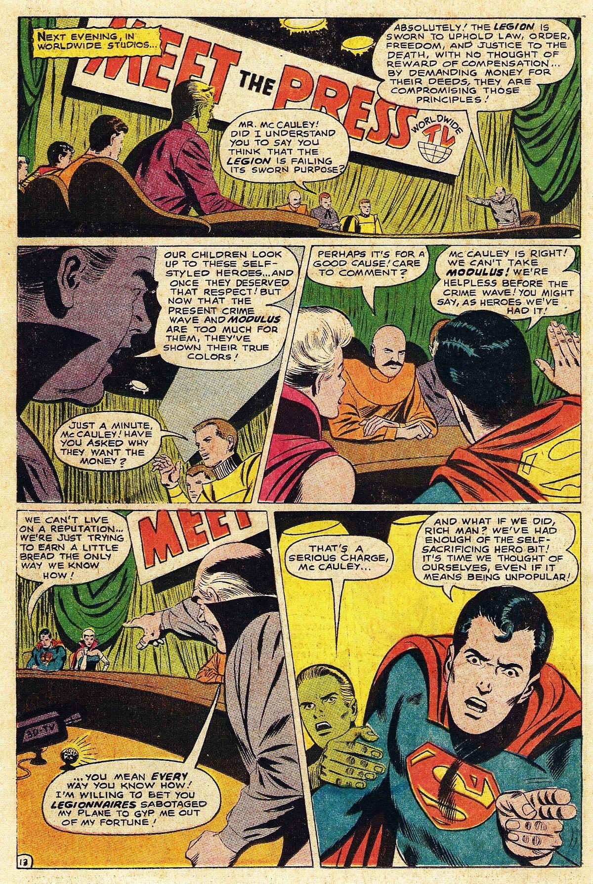 Read online Adventure Comics (1938) comic -  Issue #377 - 18