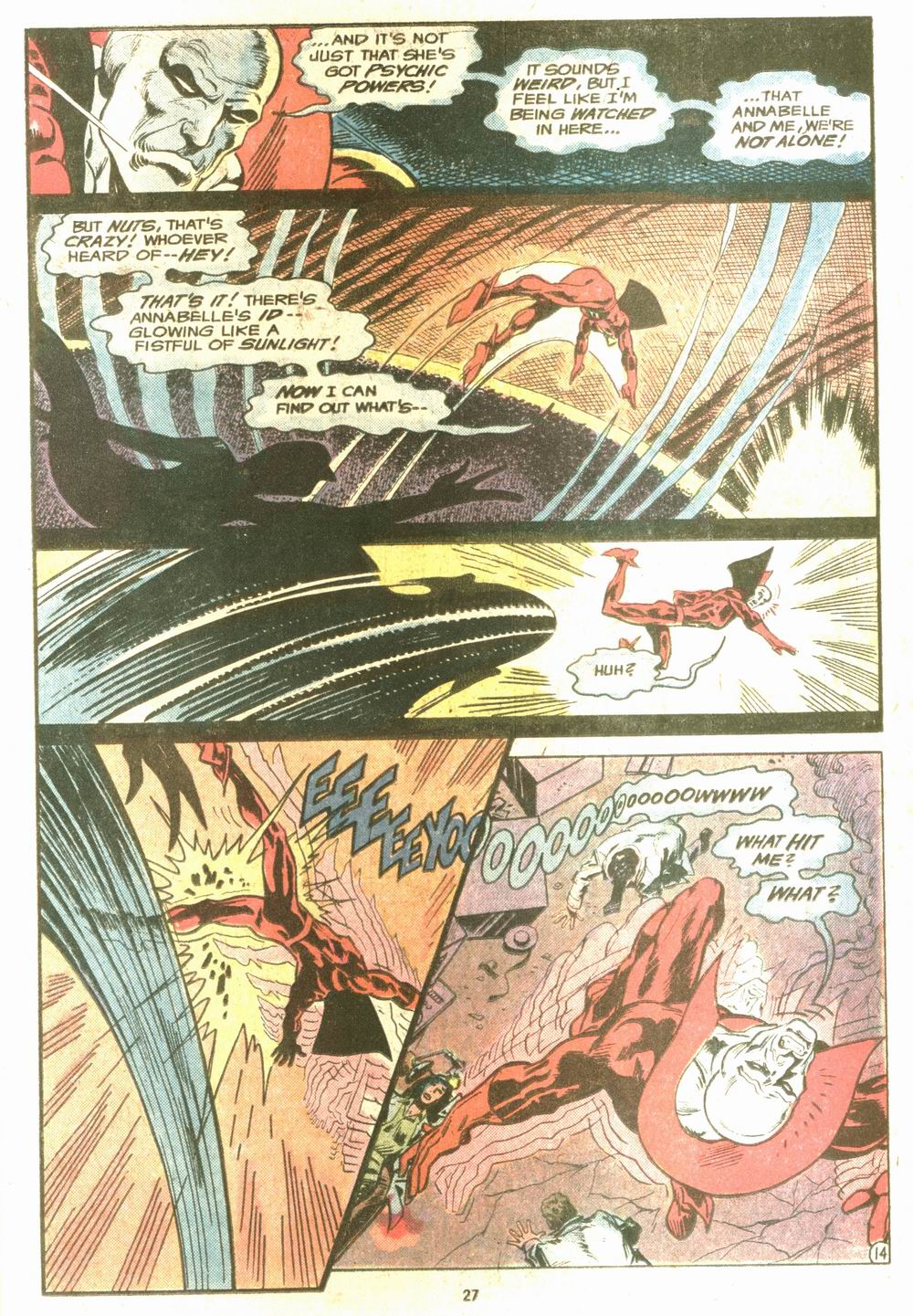 Read online Adventure Comics (1938) comic -  Issue #464 - 27