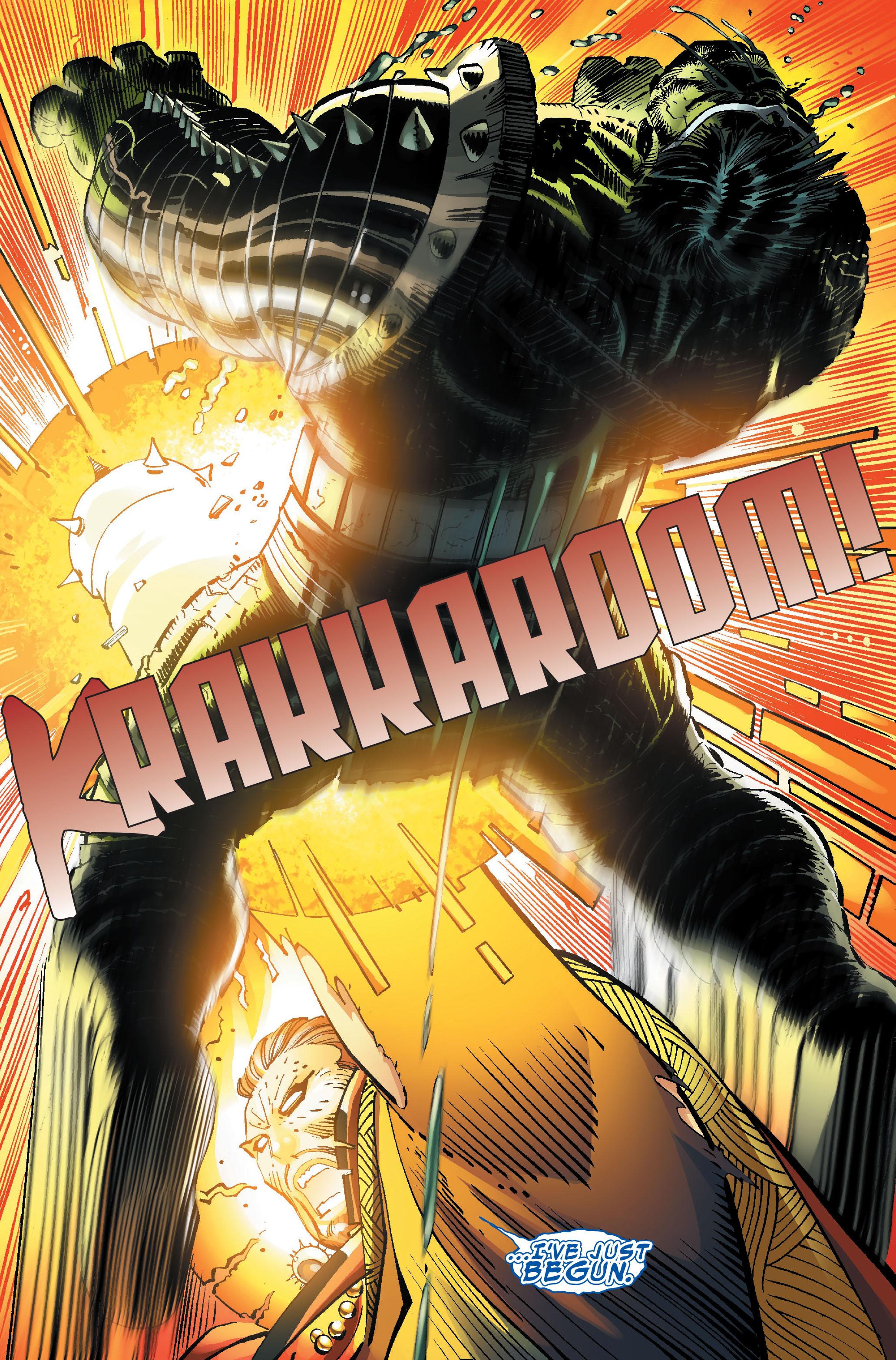 Read online World War Hulk comic -  Issue #4 - 7