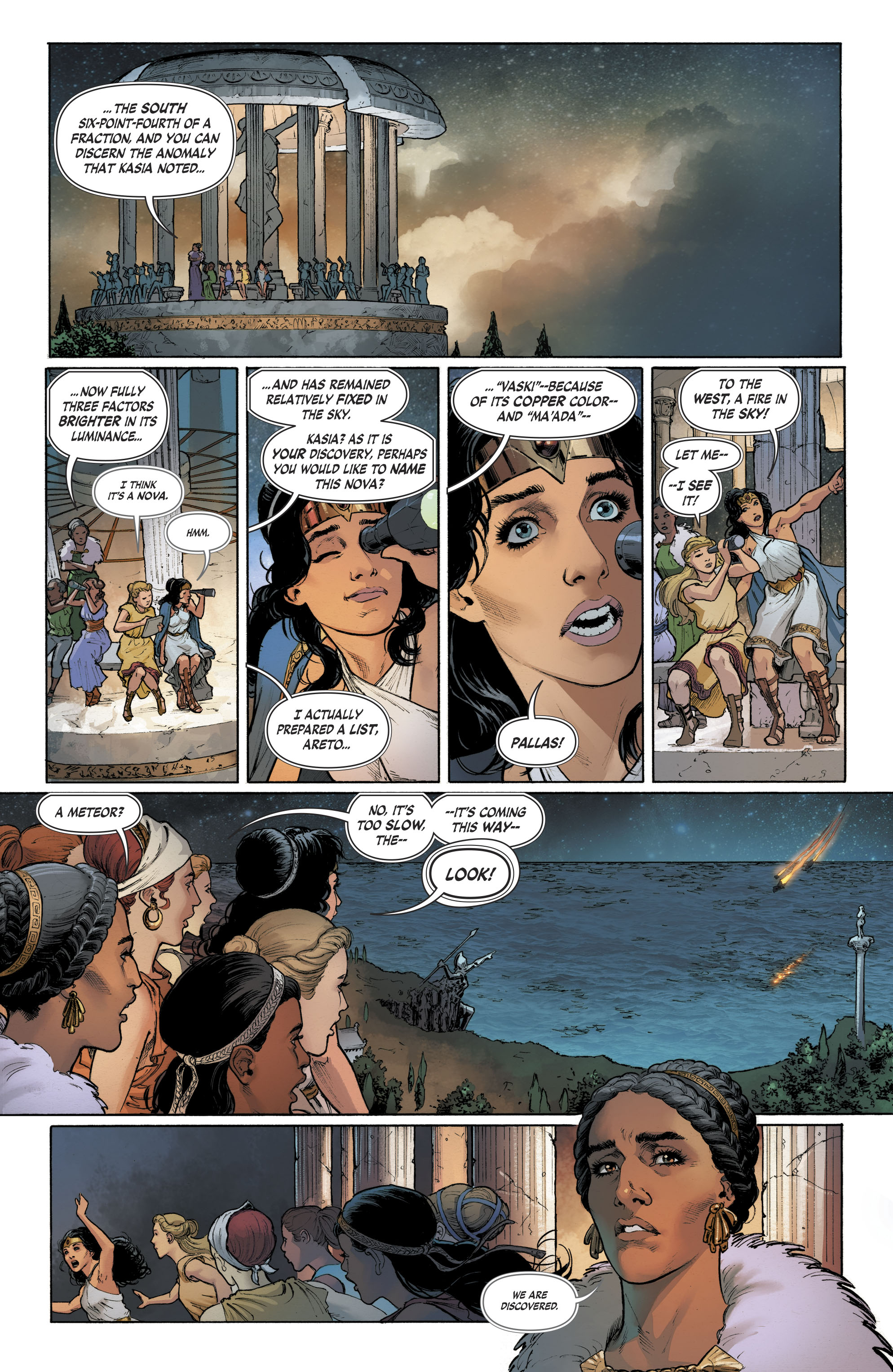 Read online Free Comic Book Day 2017 comic -  Issue # Wonder Woman - 18